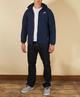 blue Peaceful Hooligan Head Jacket
