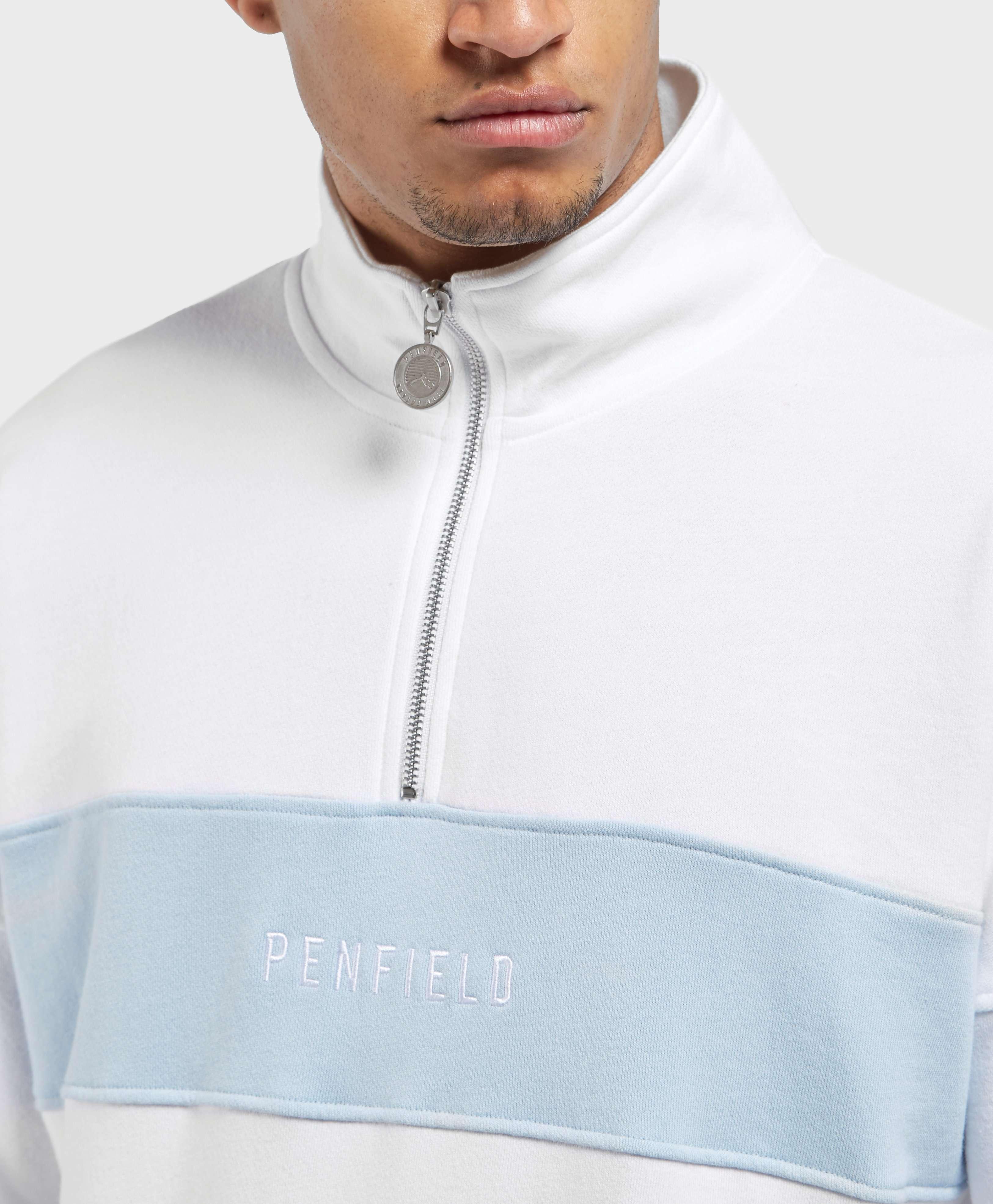 Penfield Hosmer Half Zip Sweatshirt