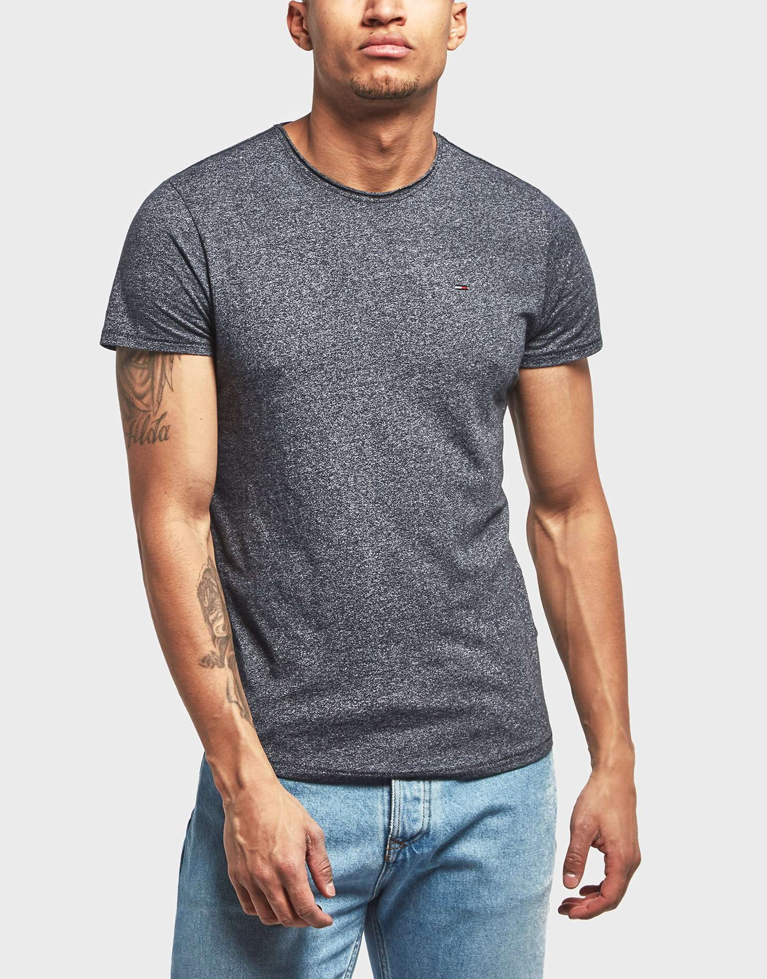 Tommy Jeans Crew Short Sleeve T-Shirt