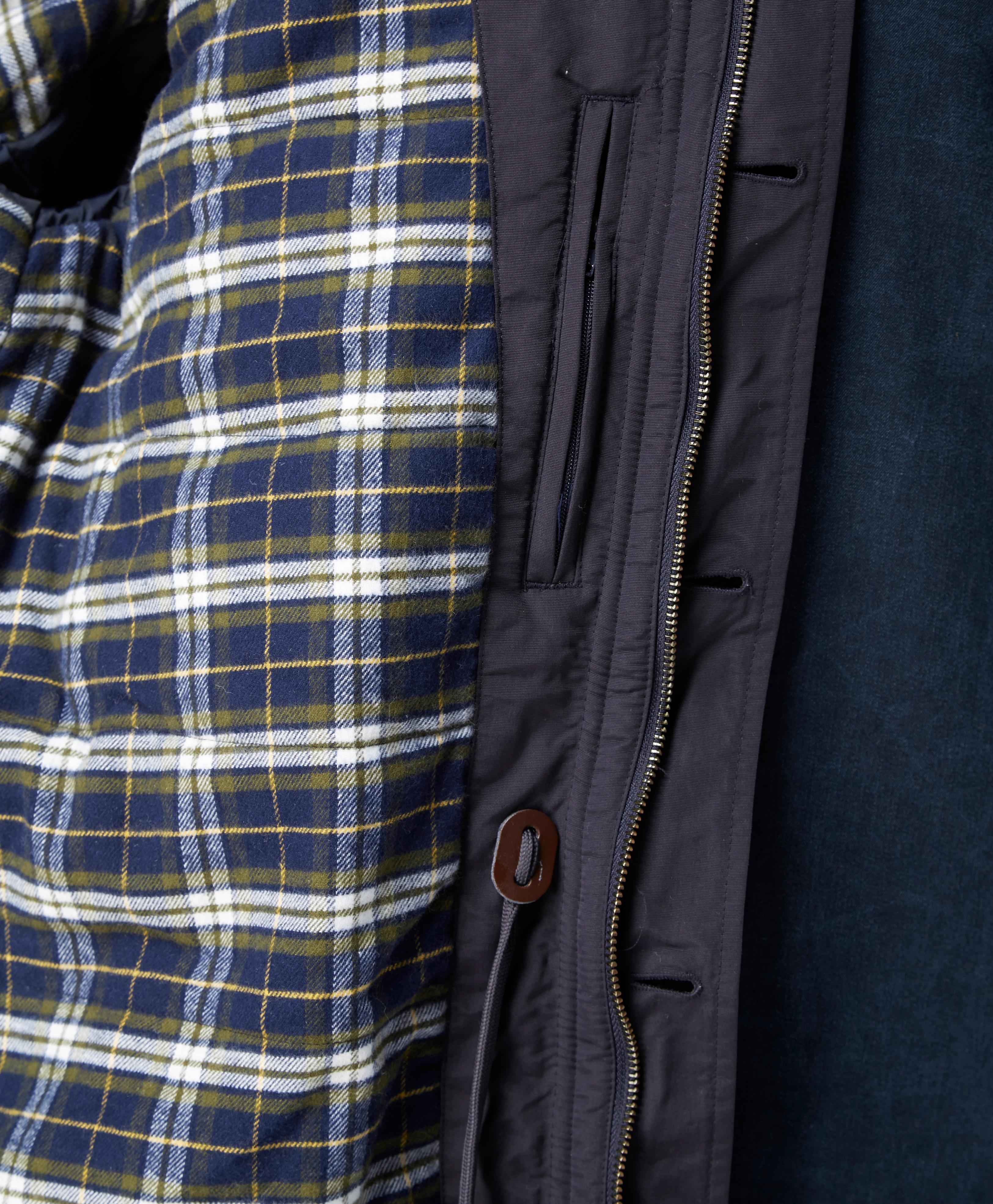 Fred perry mountain parka navy