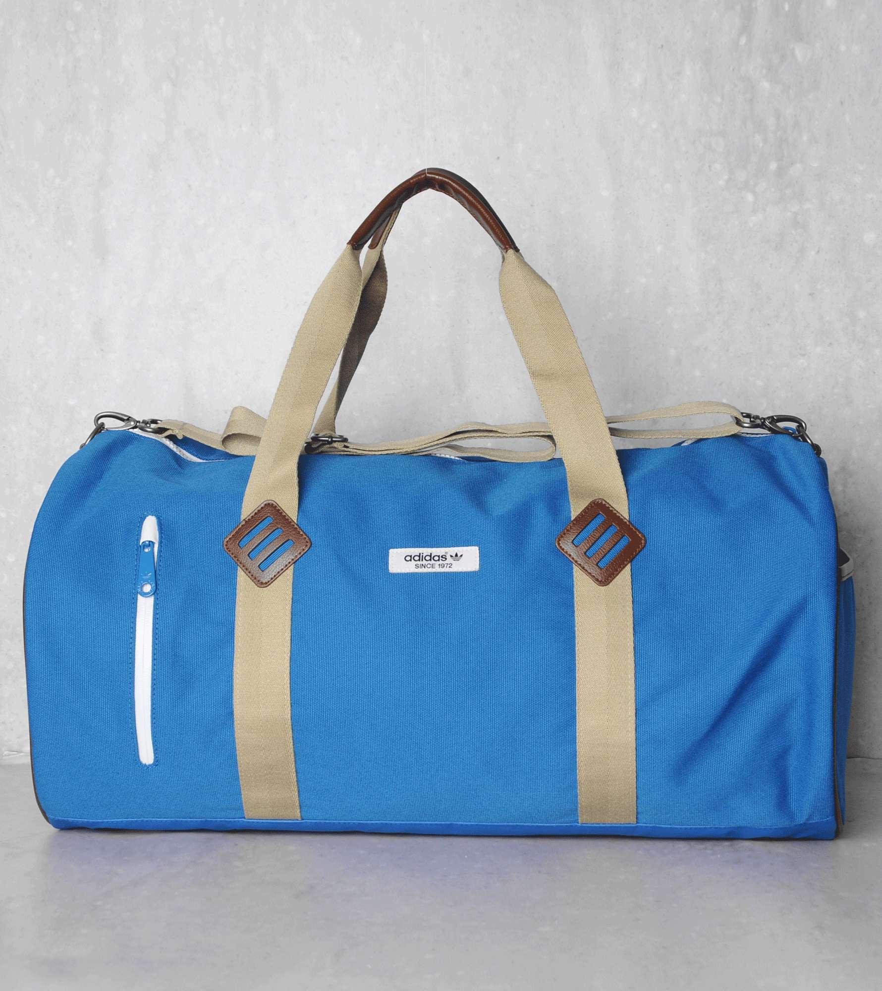 8fea316e33e7 Adidas Originals Duffel Max Canvas Bag