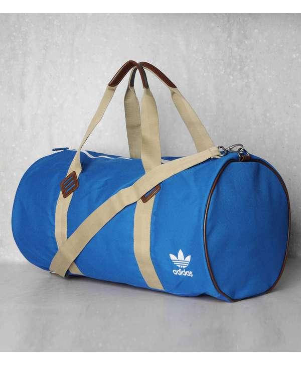 da1fde6e17be ... Adidas Originals Duffel Max Canvas Bag ...