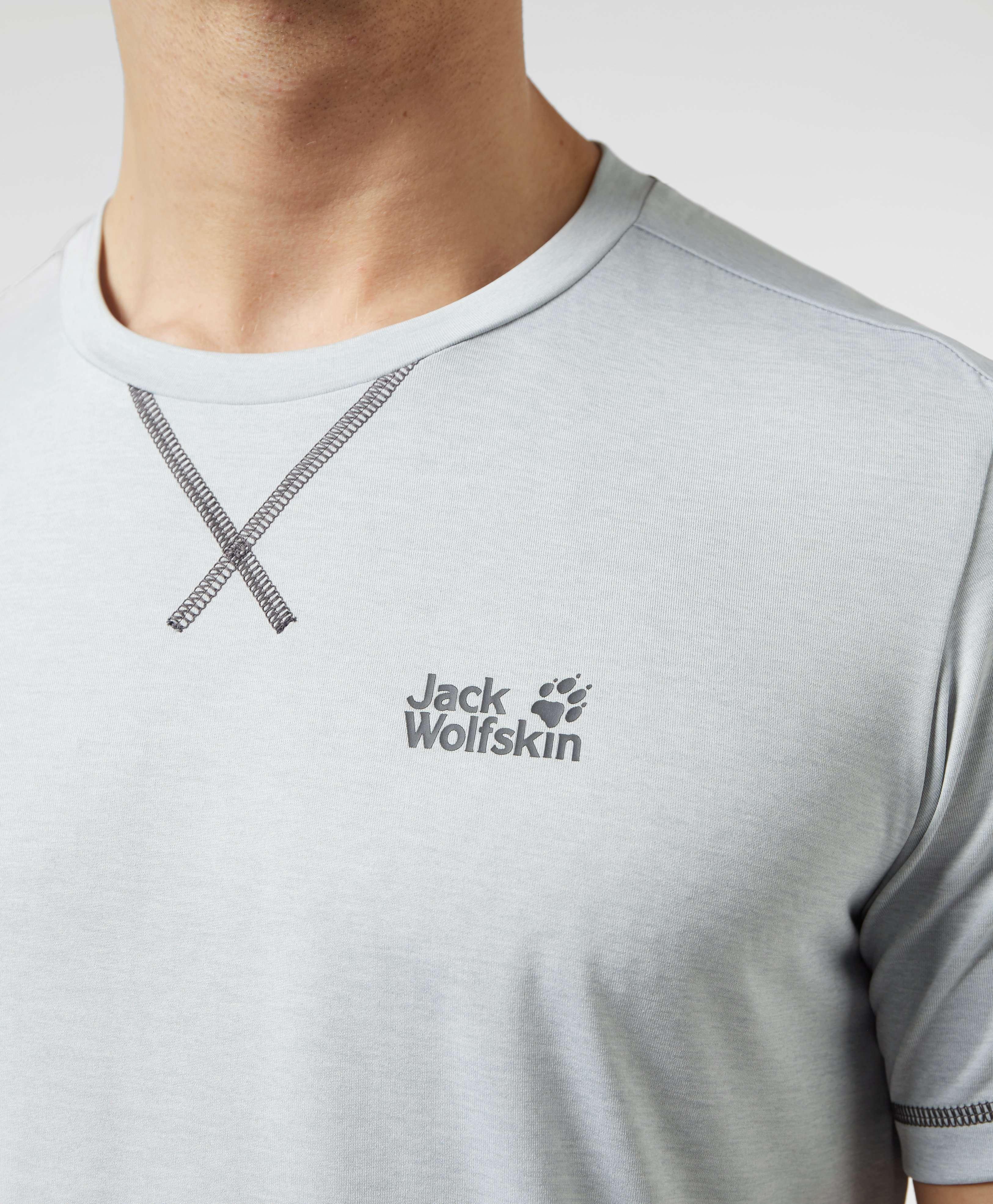 Jack Wolfskin Short Sleeve Core Tech T-Shirt
