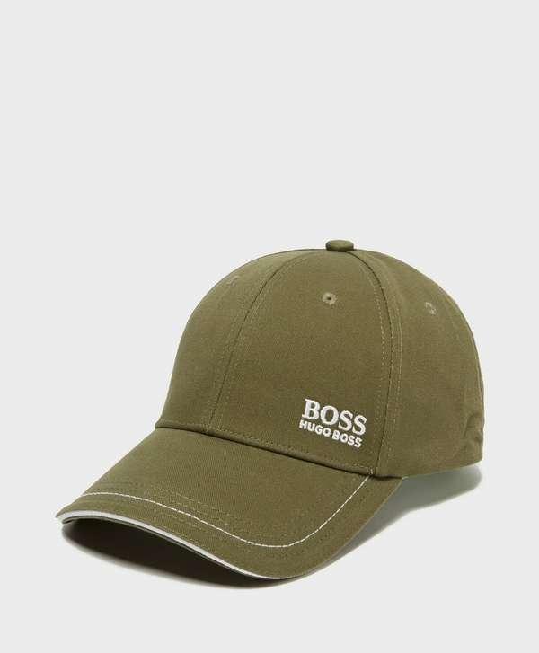 BOSS Green Logo Cap  8505cddb5eb
