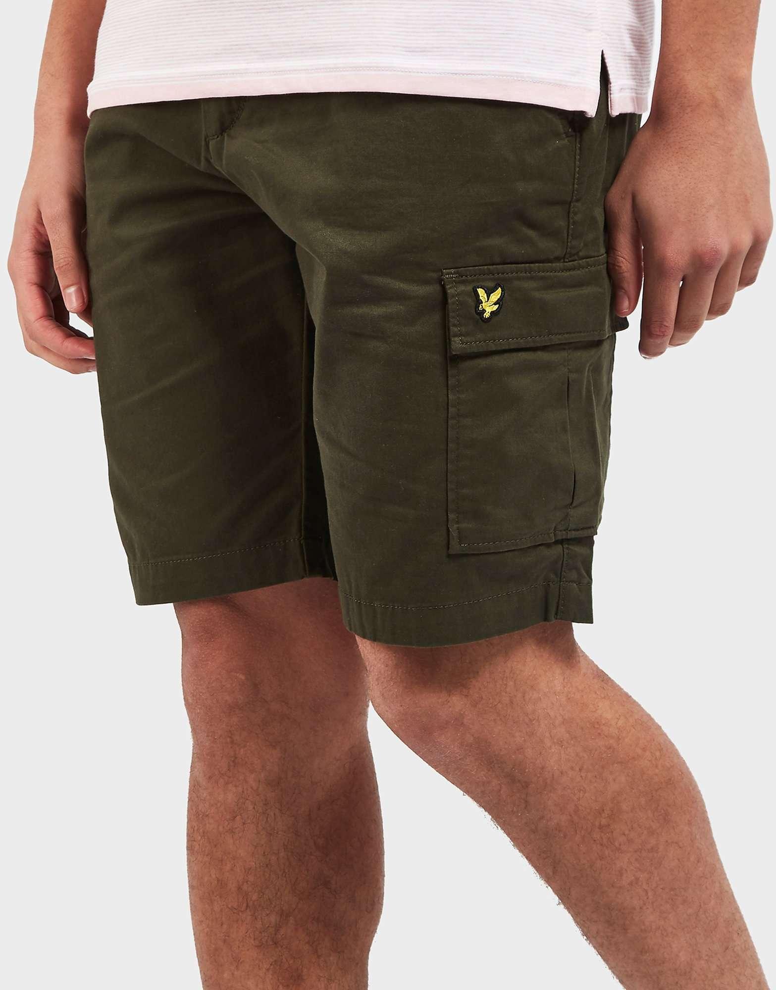 Lyle & Scott Cargo Shorts