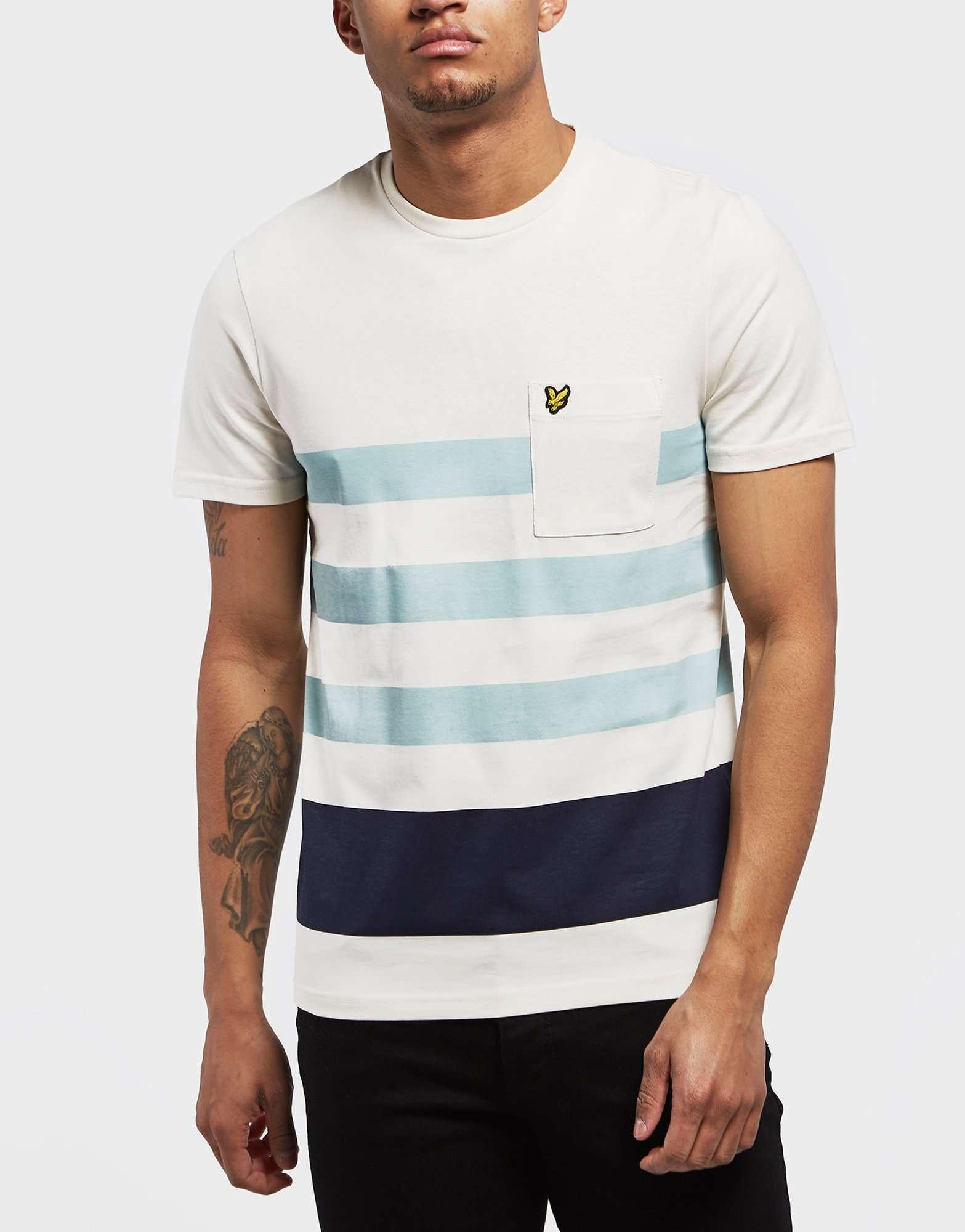 Lyle & Scott Short Sleeve Pocket T-Shirt