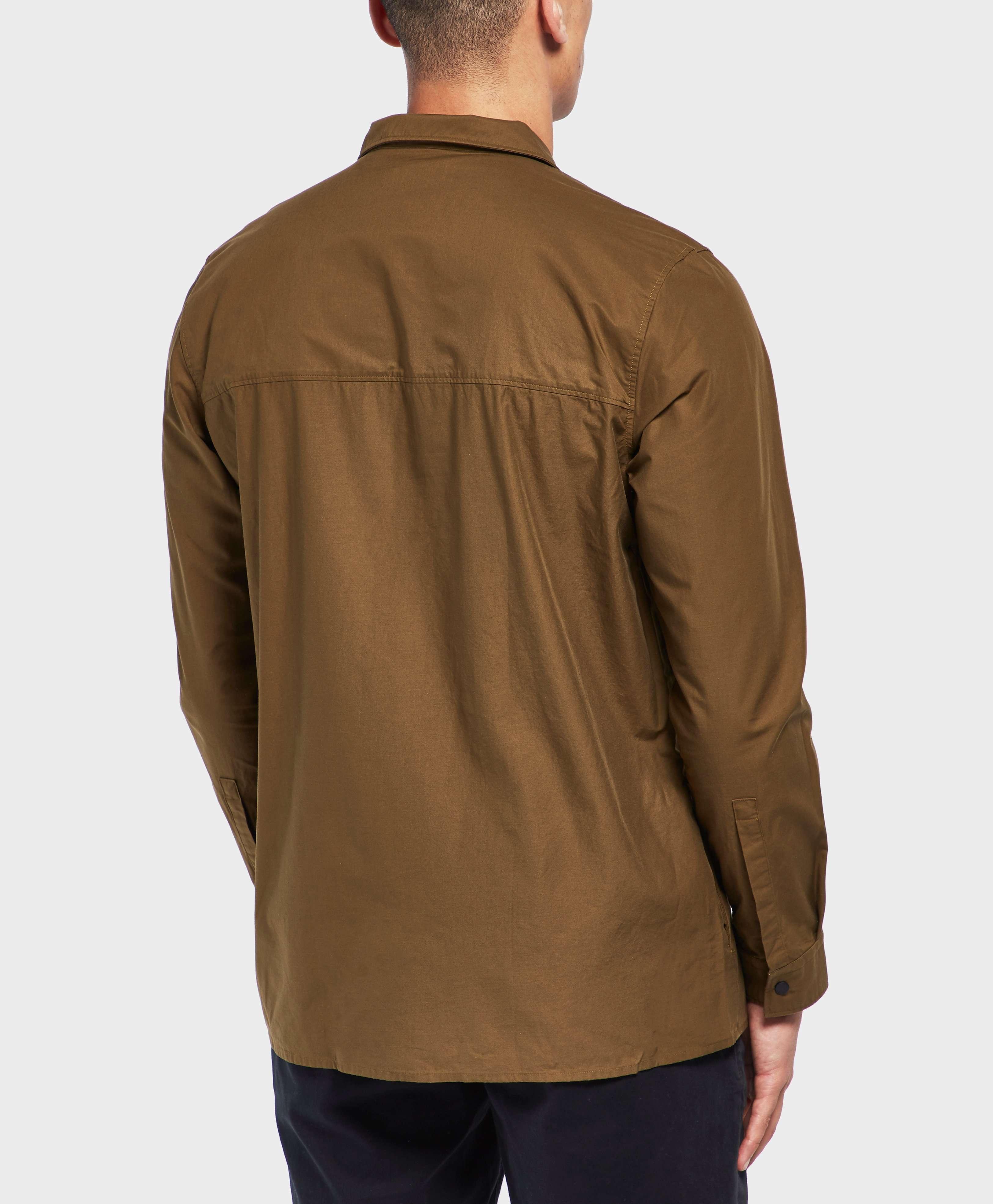 HUGO Euston Full Zip Overshirt