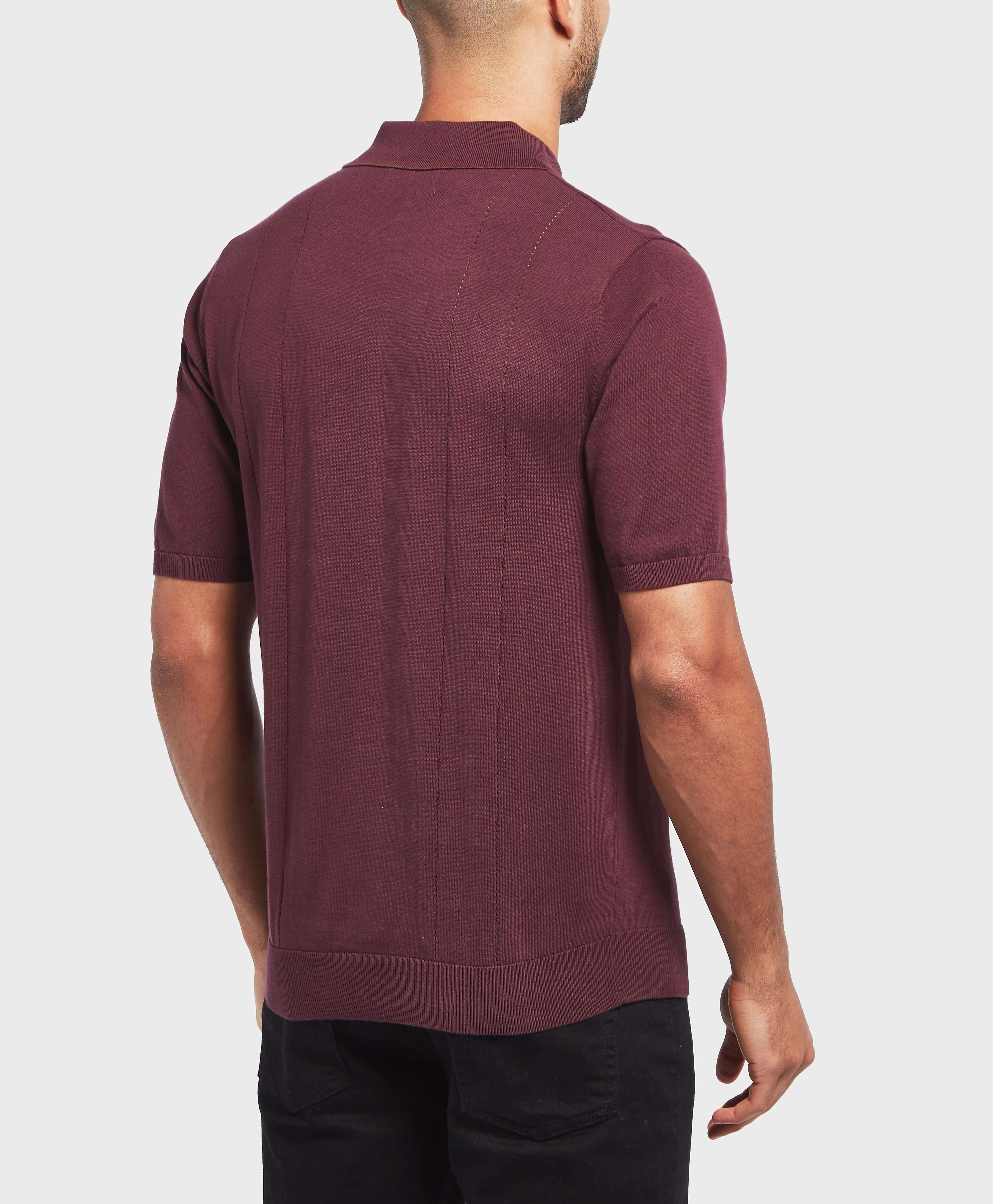 Fred Perry x Miles Kane Short Sleeve Polo Shirt - Exclusive