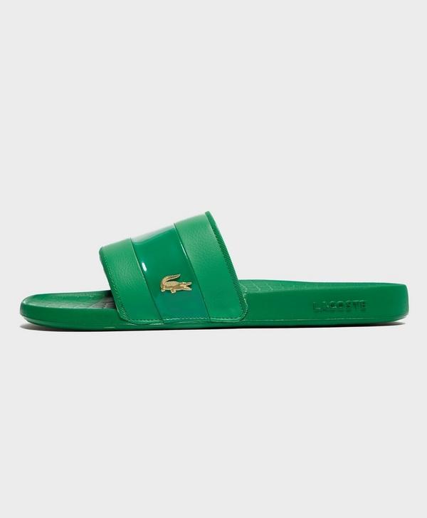 5d864700c4f63 Lacoste Frasier Deluxe Slides