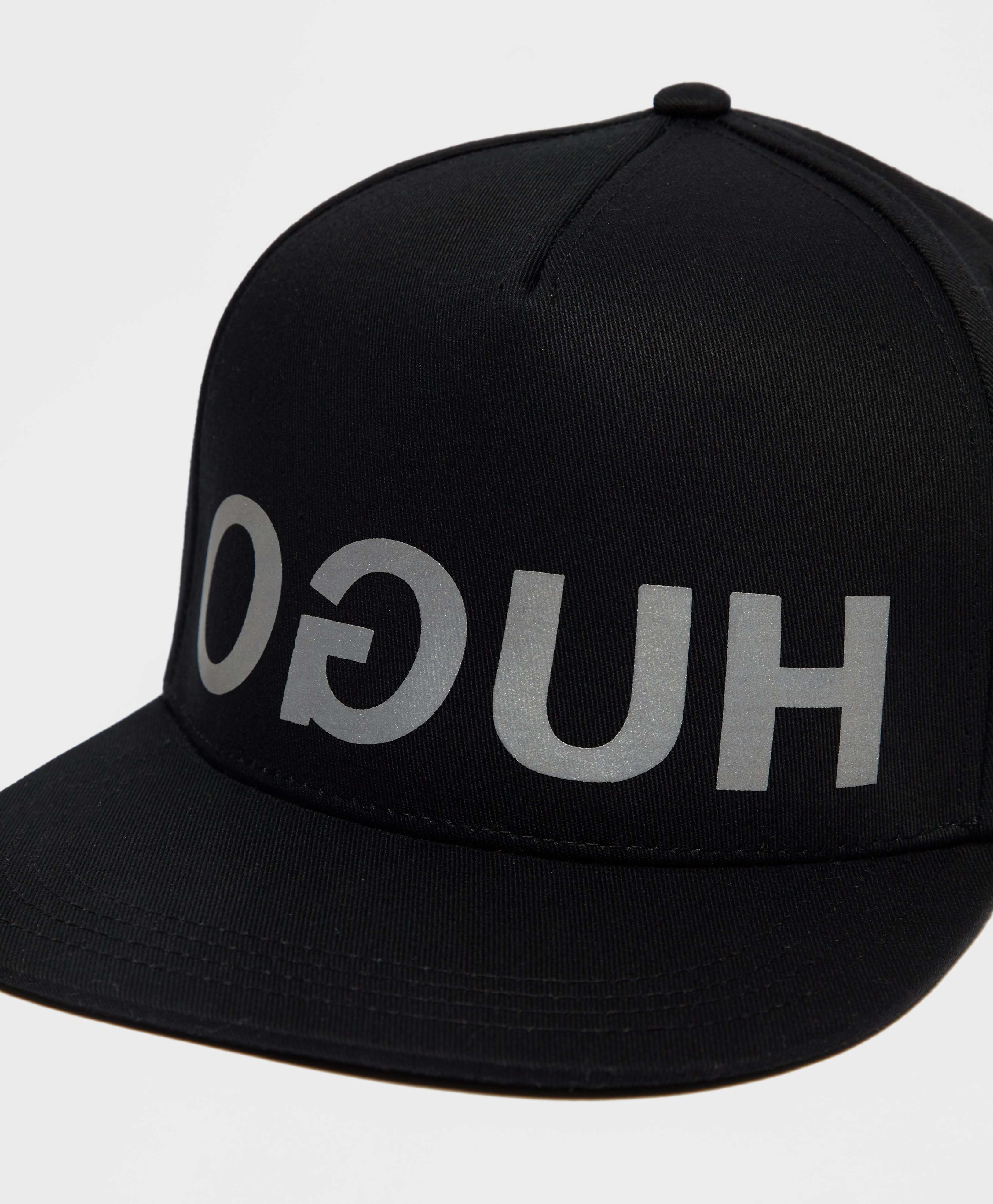 HUGO Logo Snapback