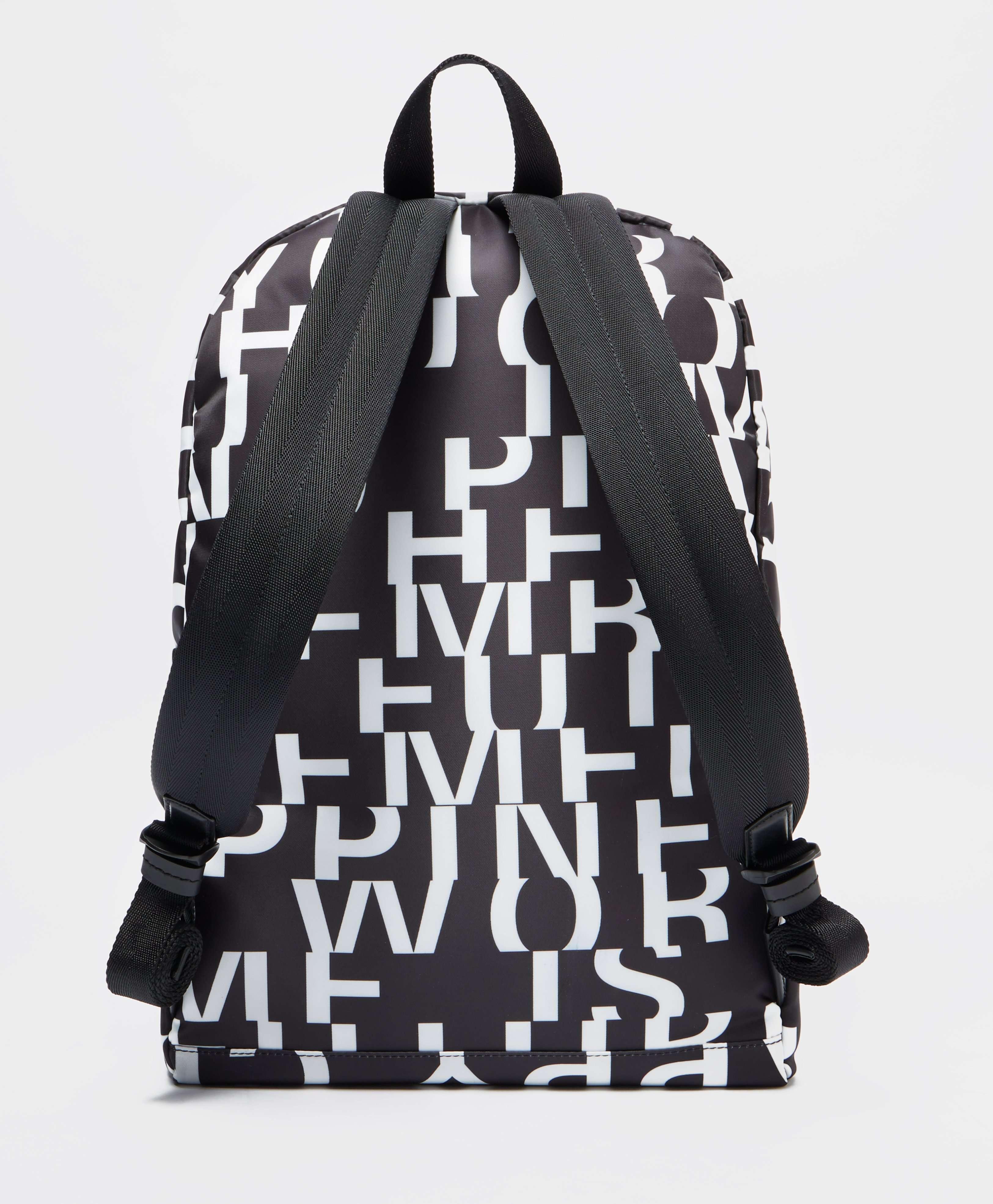HUGO Record Backpack - Online Exclusive