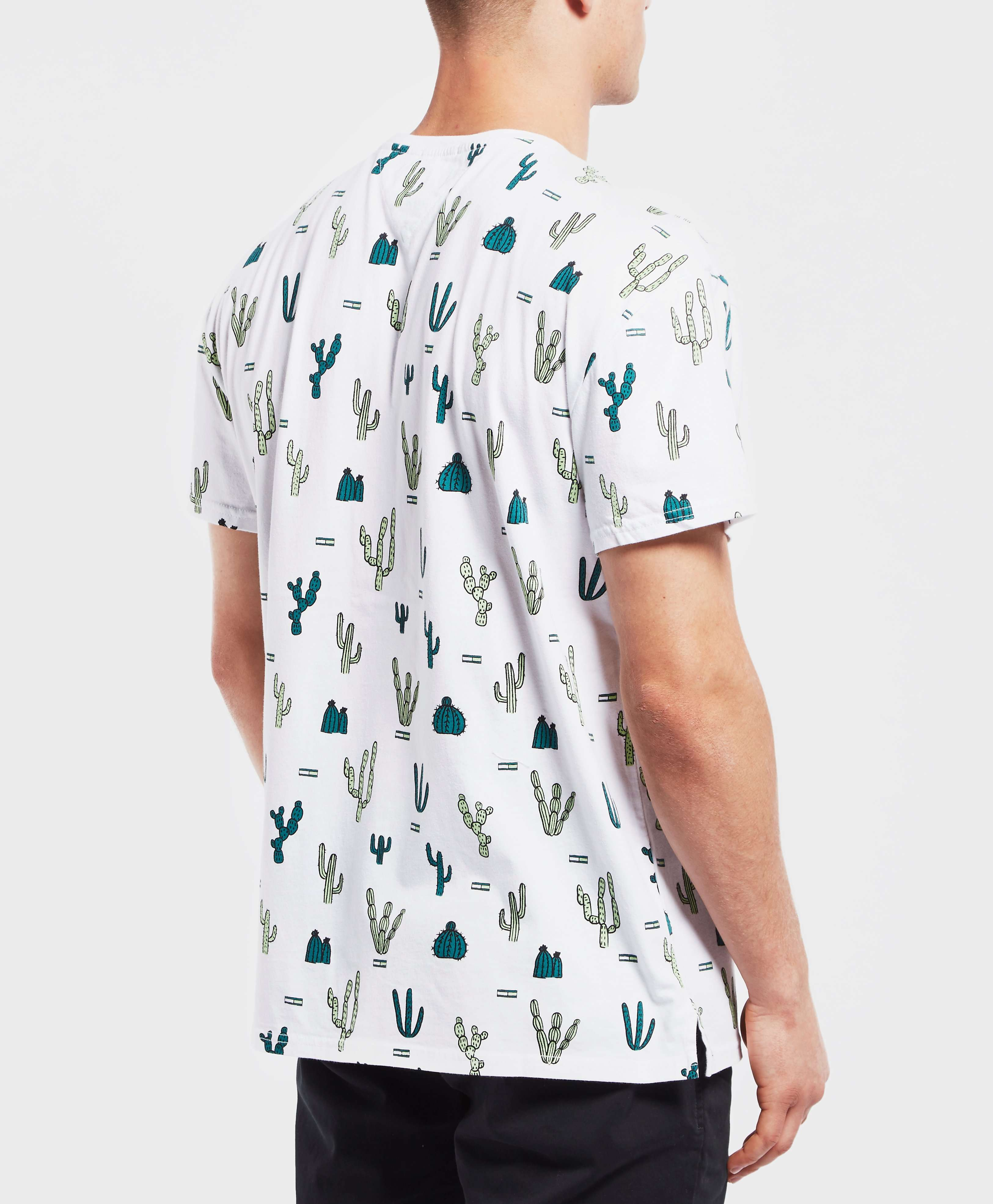 Tommy Jeans Cactus Short Sleeve T-Shirt - Online Exclusive