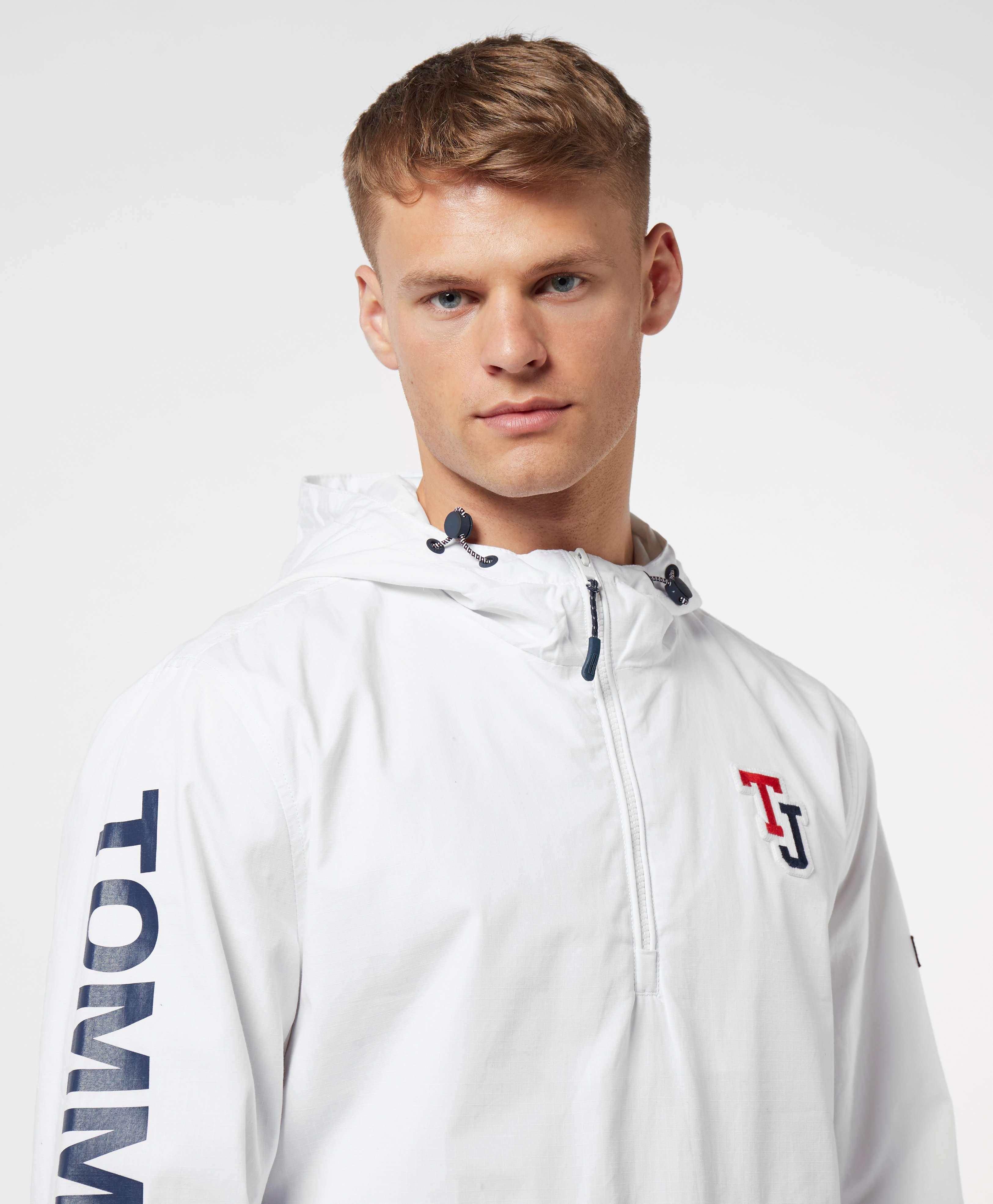 Tommy Jeans Overhead Logo Lightweight Jacket