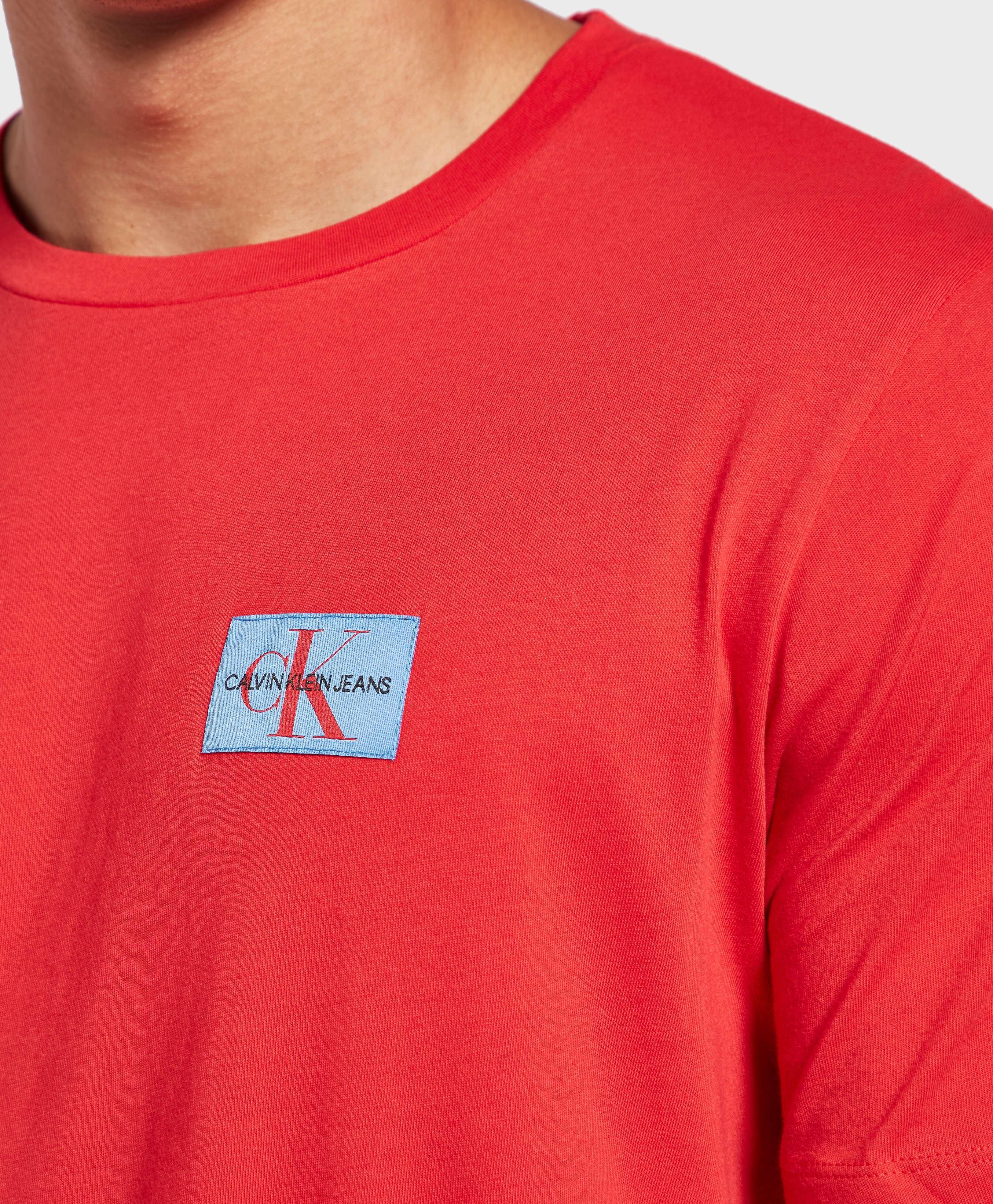 Calvin Klein Monogram Short Sleeve T-Shirt
