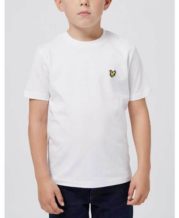 Lyle & Scott Childrens' Classic Crew T-Shirt