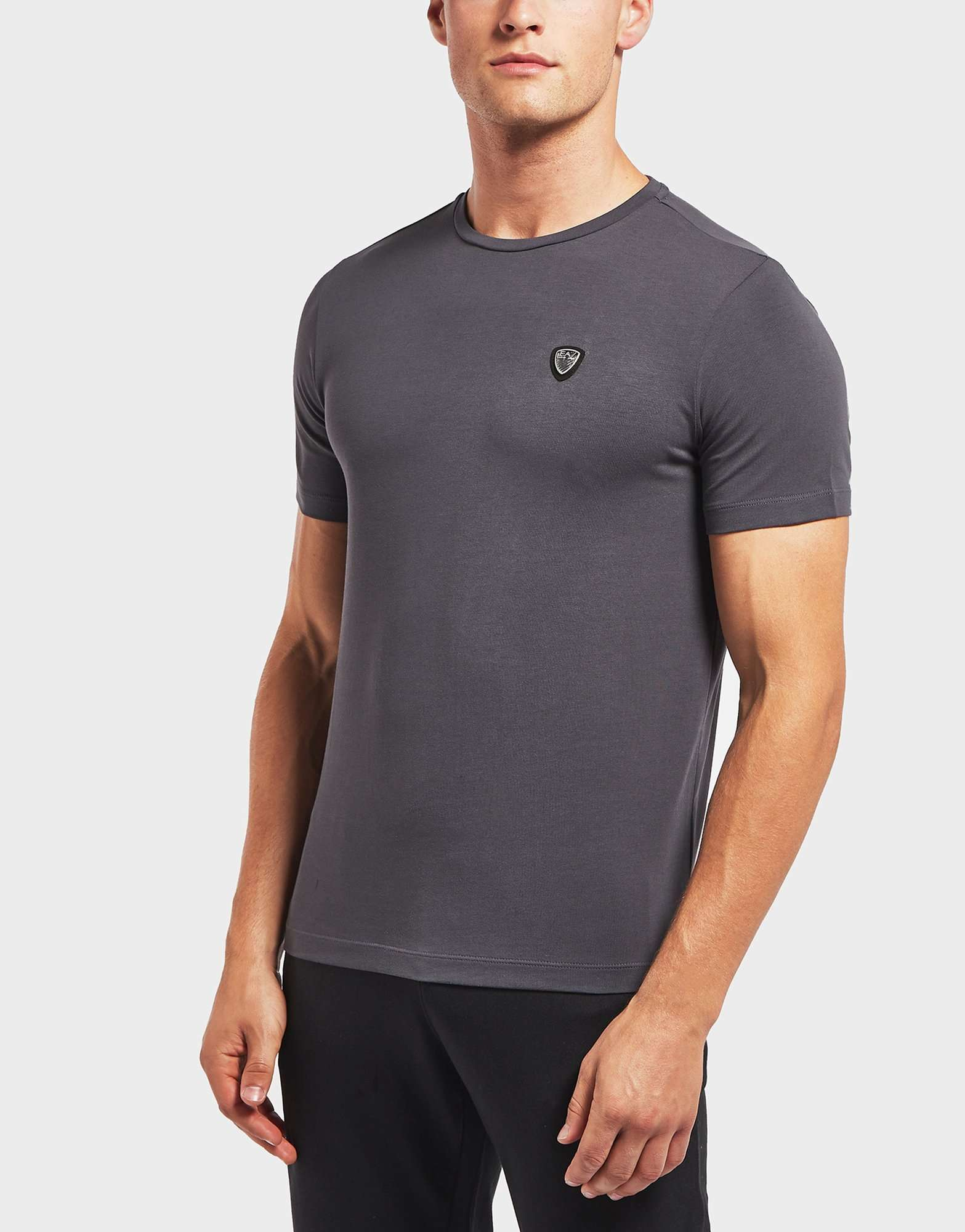 Emporio Armani EA7 Core Shield Logo Short Sleeve T-Shirt