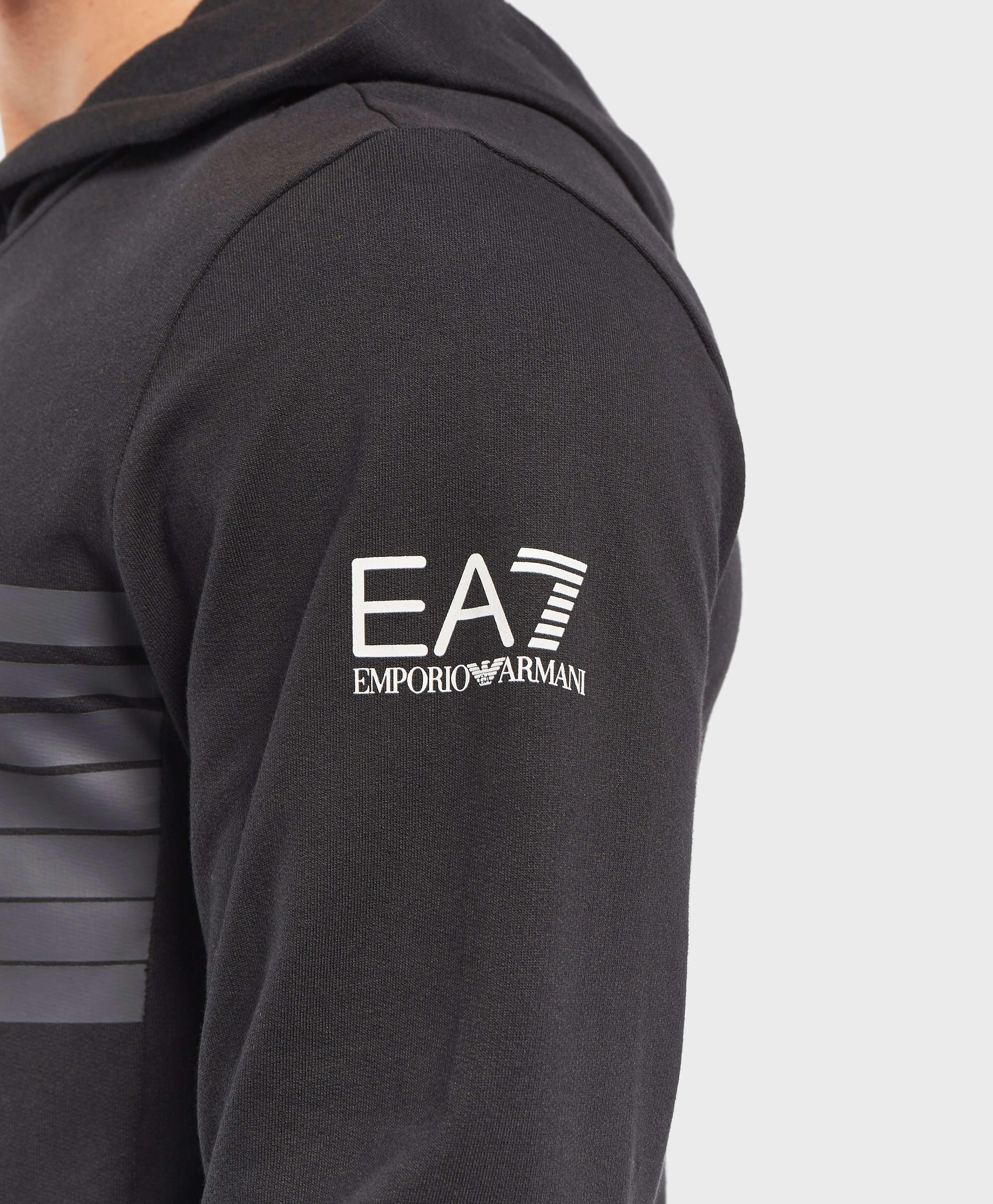 Emporio Armani EA7 Eagle Graphic Overhead Hoodie