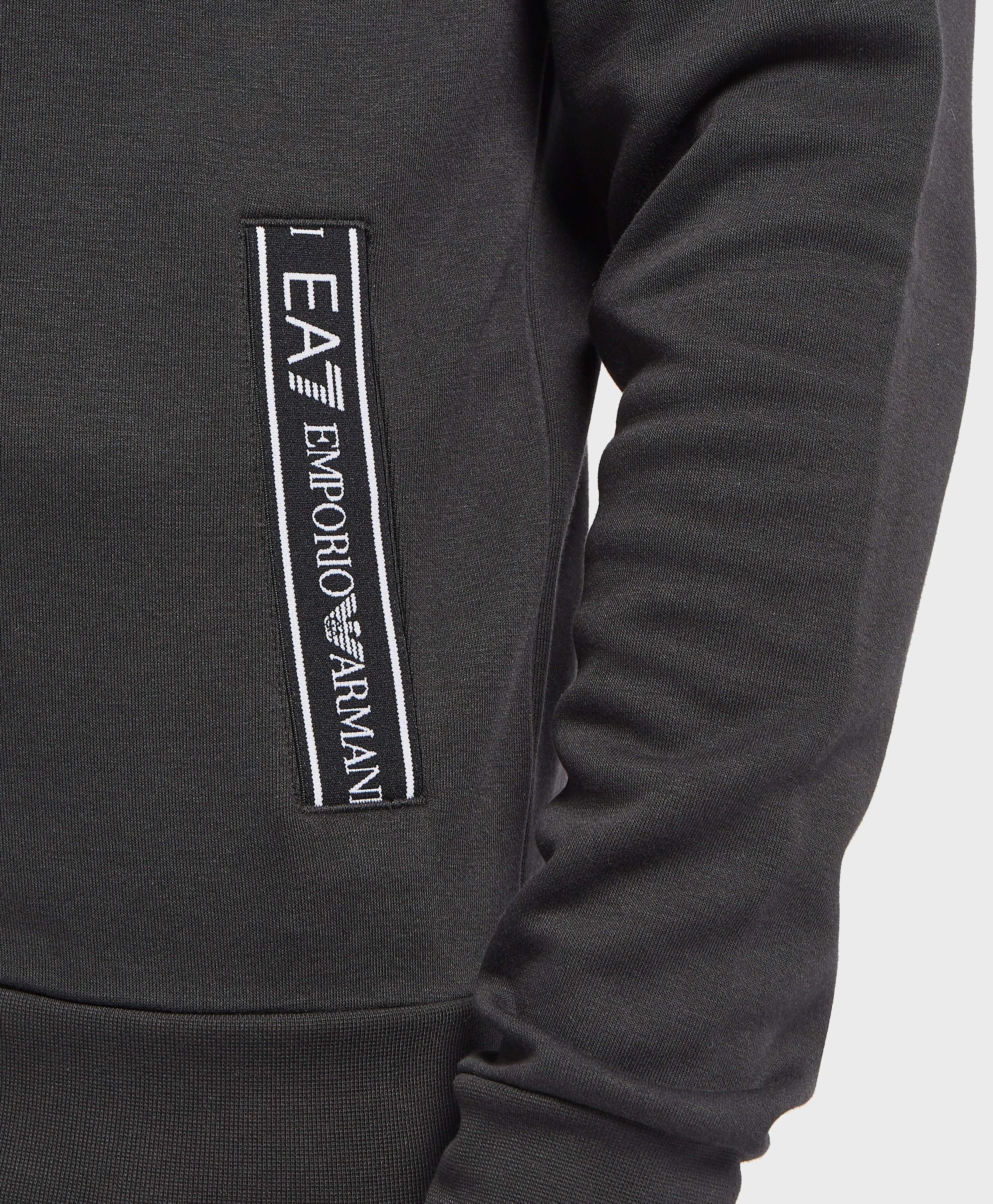 Emporio Armani EA7 Tape Full Zip Hoodie - Exclusive