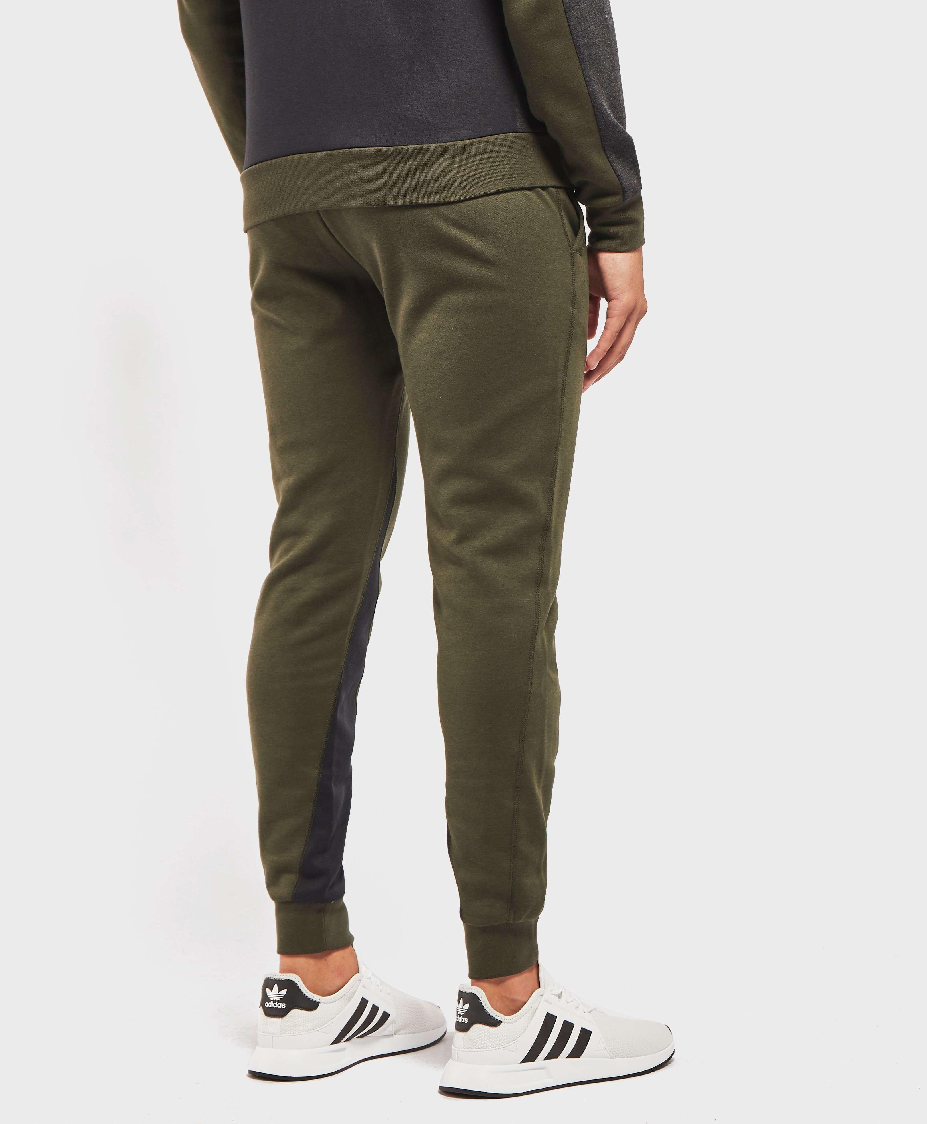 Emporio Armani EA7 Premium Cut and Sew Fleece Pants - Exclusive