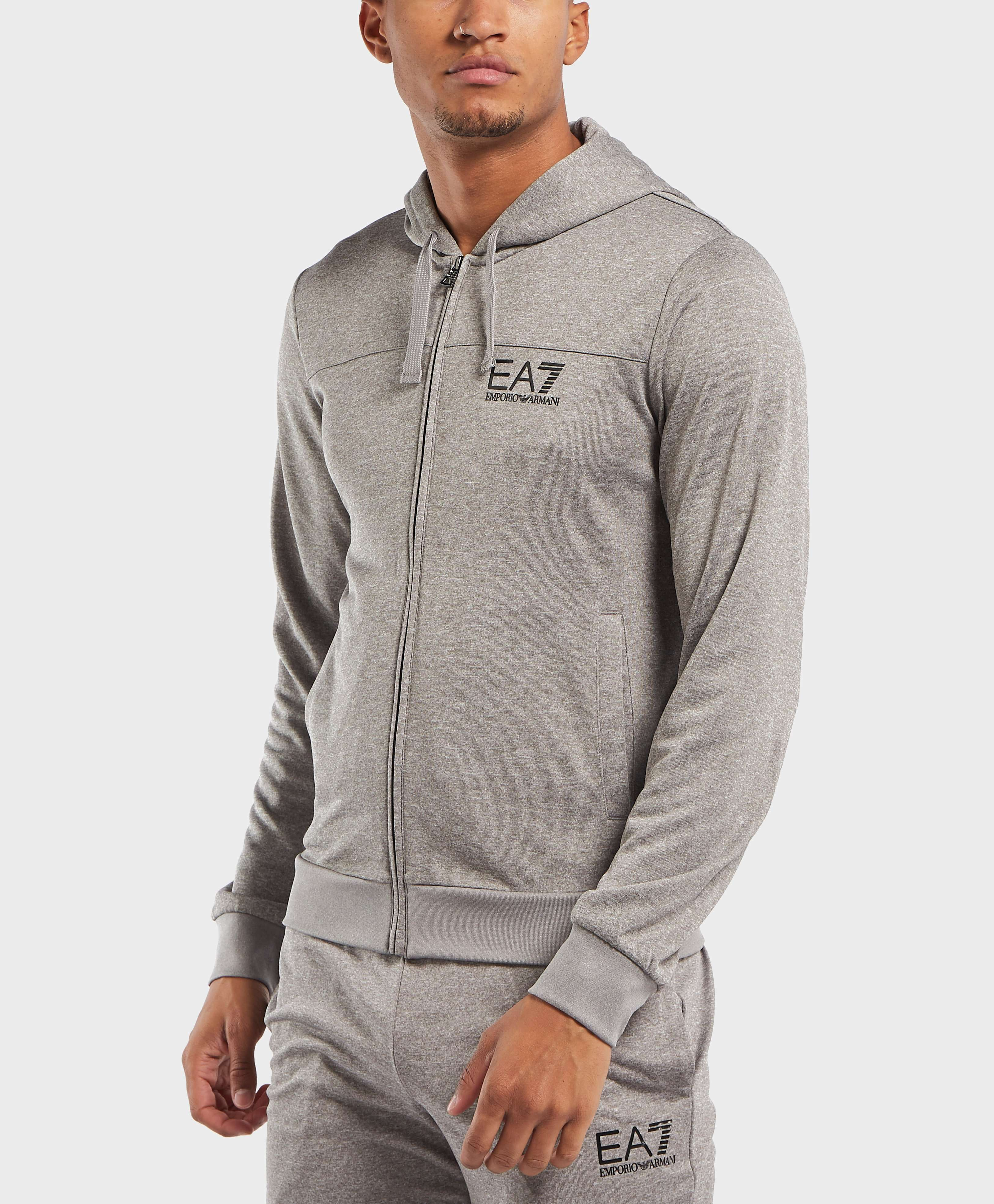 Emporio Armani EA7 Hooded Poly Tracksuit