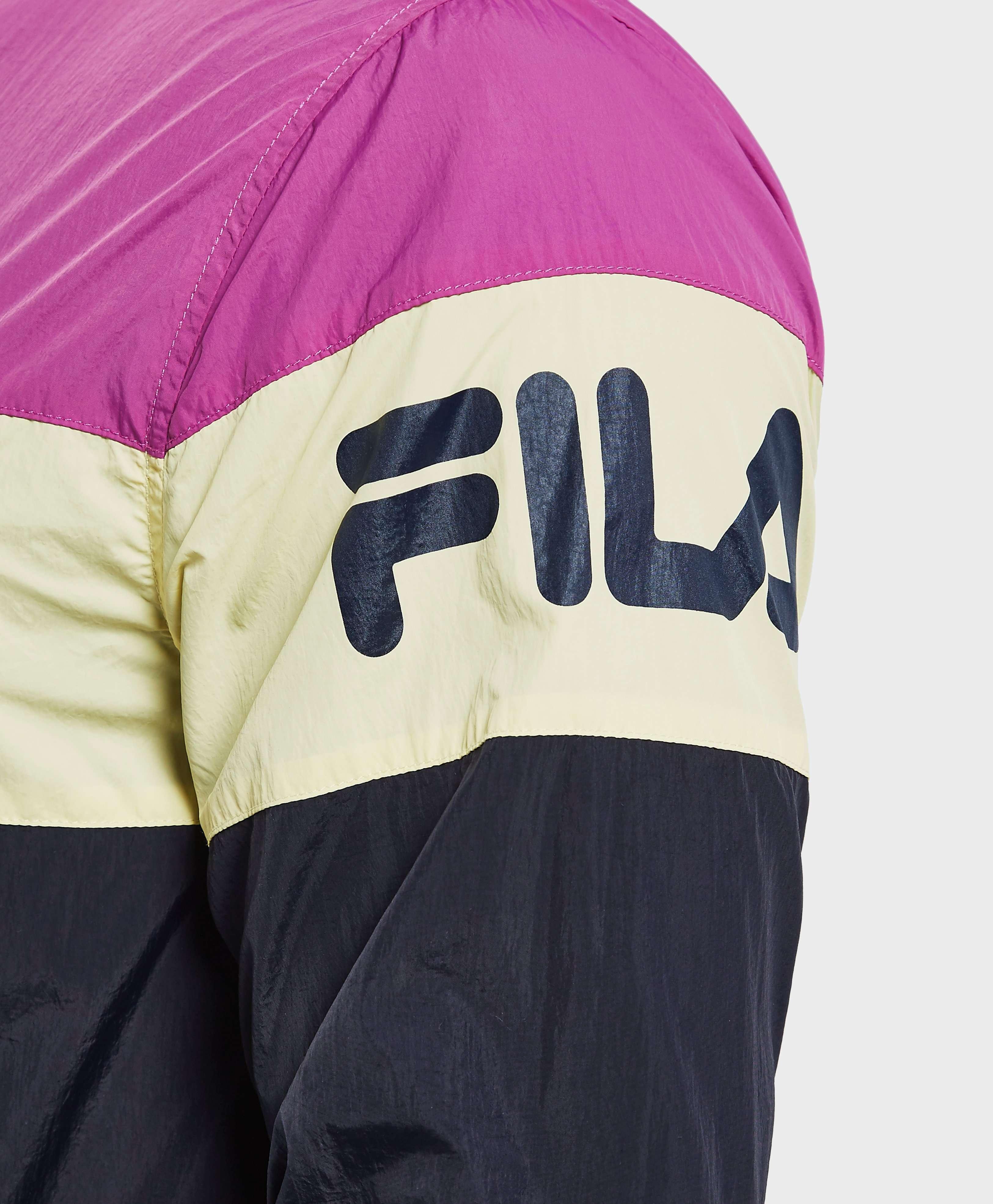 Fila Arutas Full Zip Track Top - Exclusive