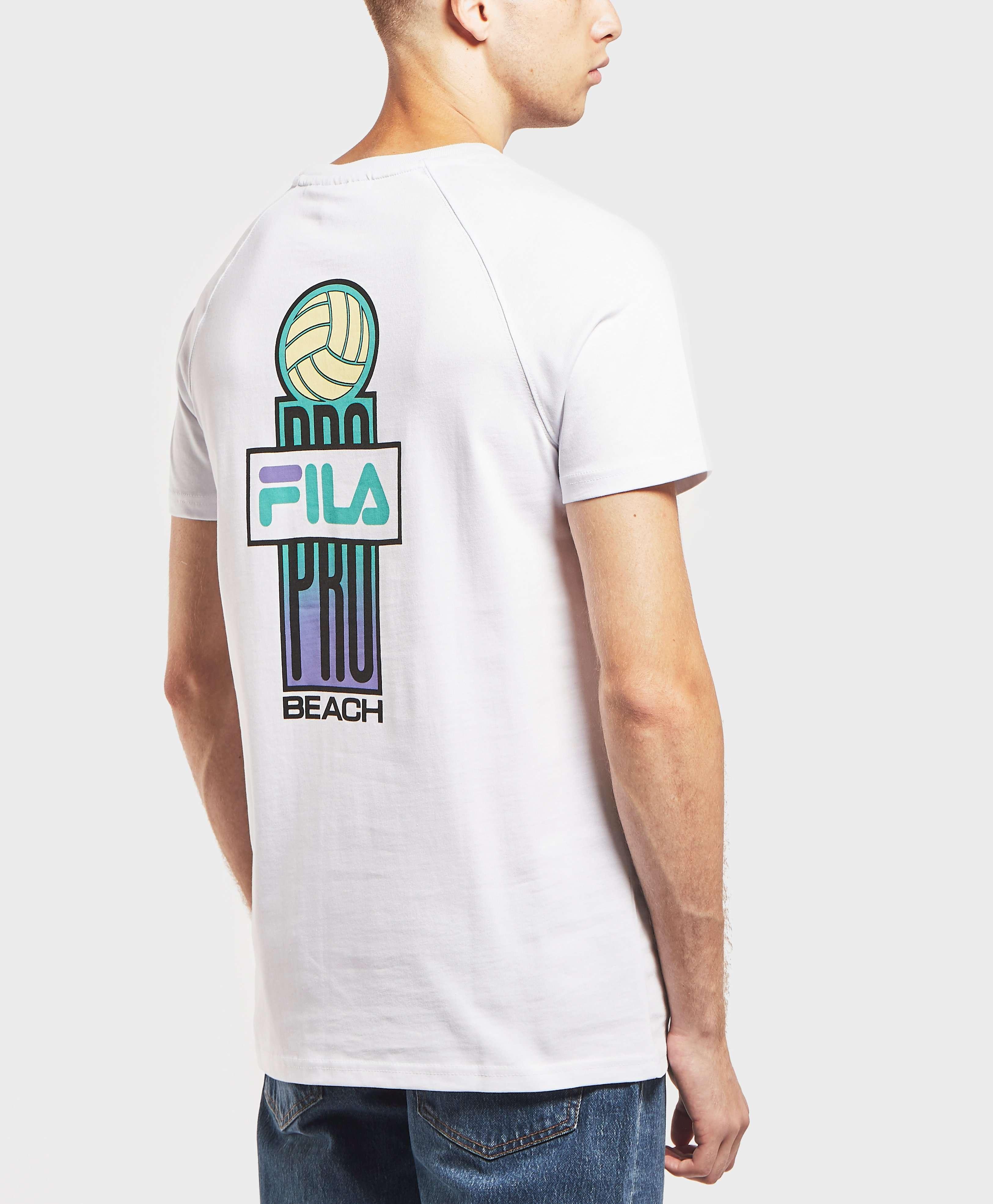 Fila Pro Beach Short Sleeve T-Shirt - Exclusive