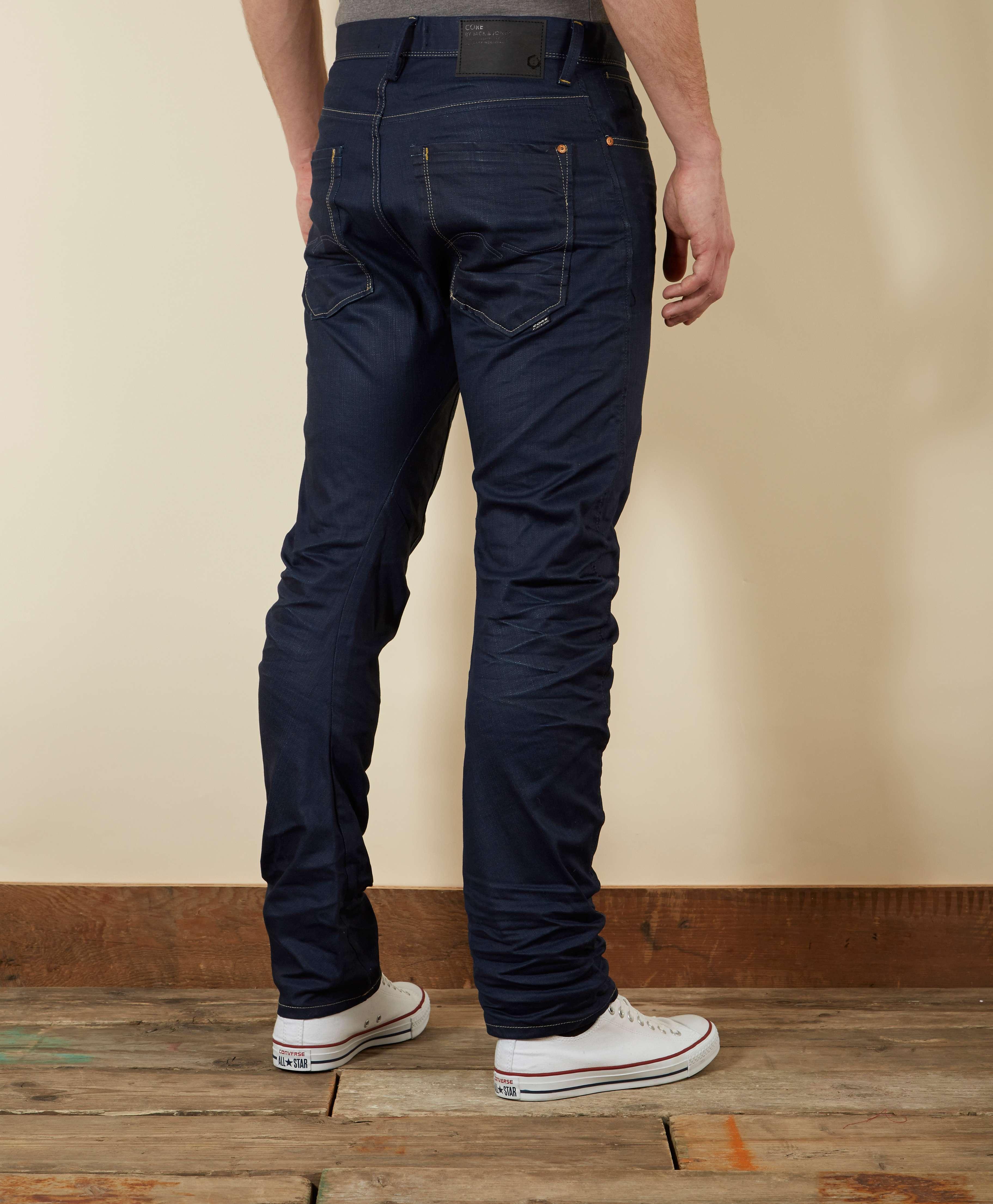 jack jones core stanmorgan jj751 anti fit jeans scotts menswear. Black Bedroom Furniture Sets. Home Design Ideas
