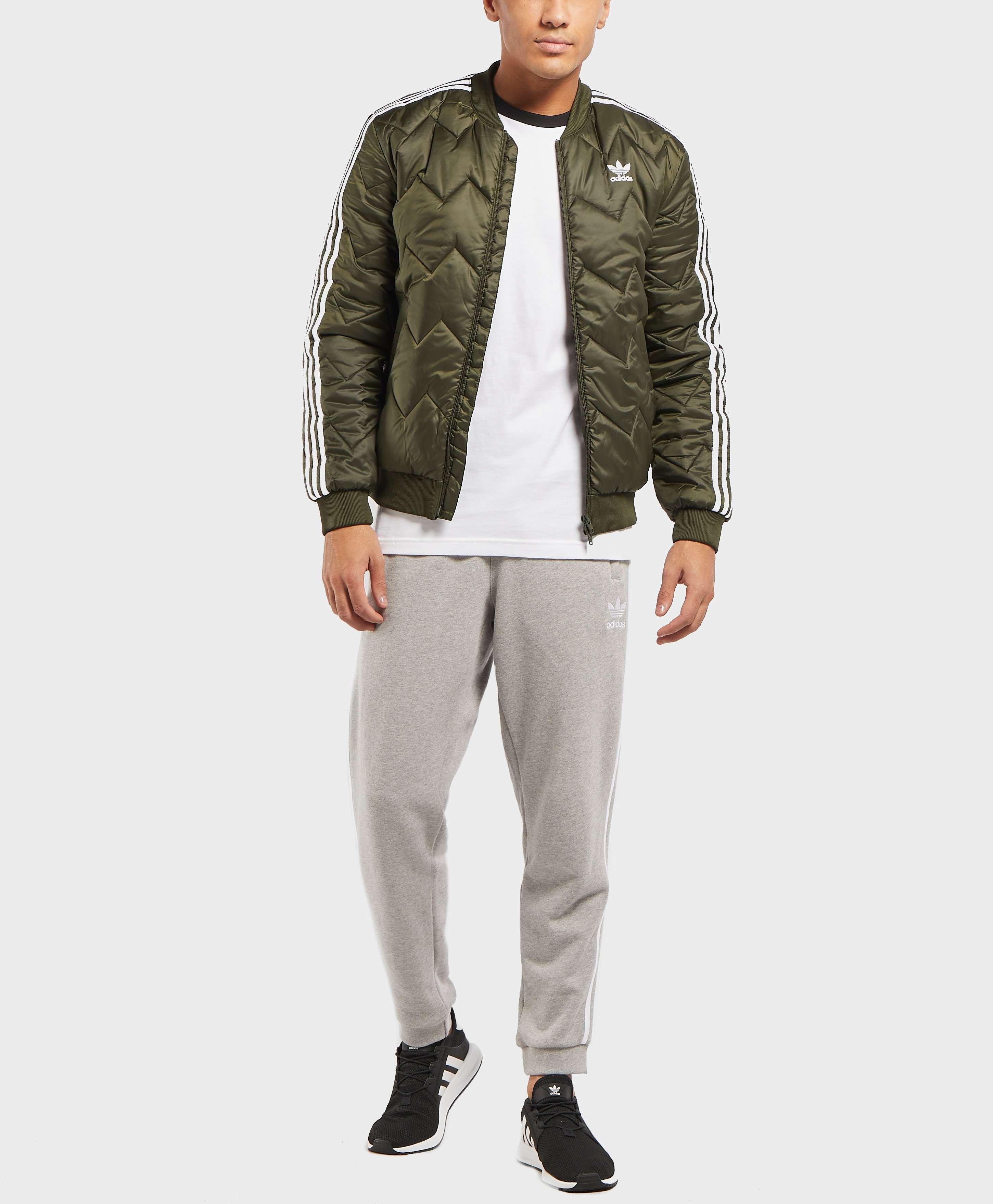 adidas Originals SST Quilted Bomber Jacket