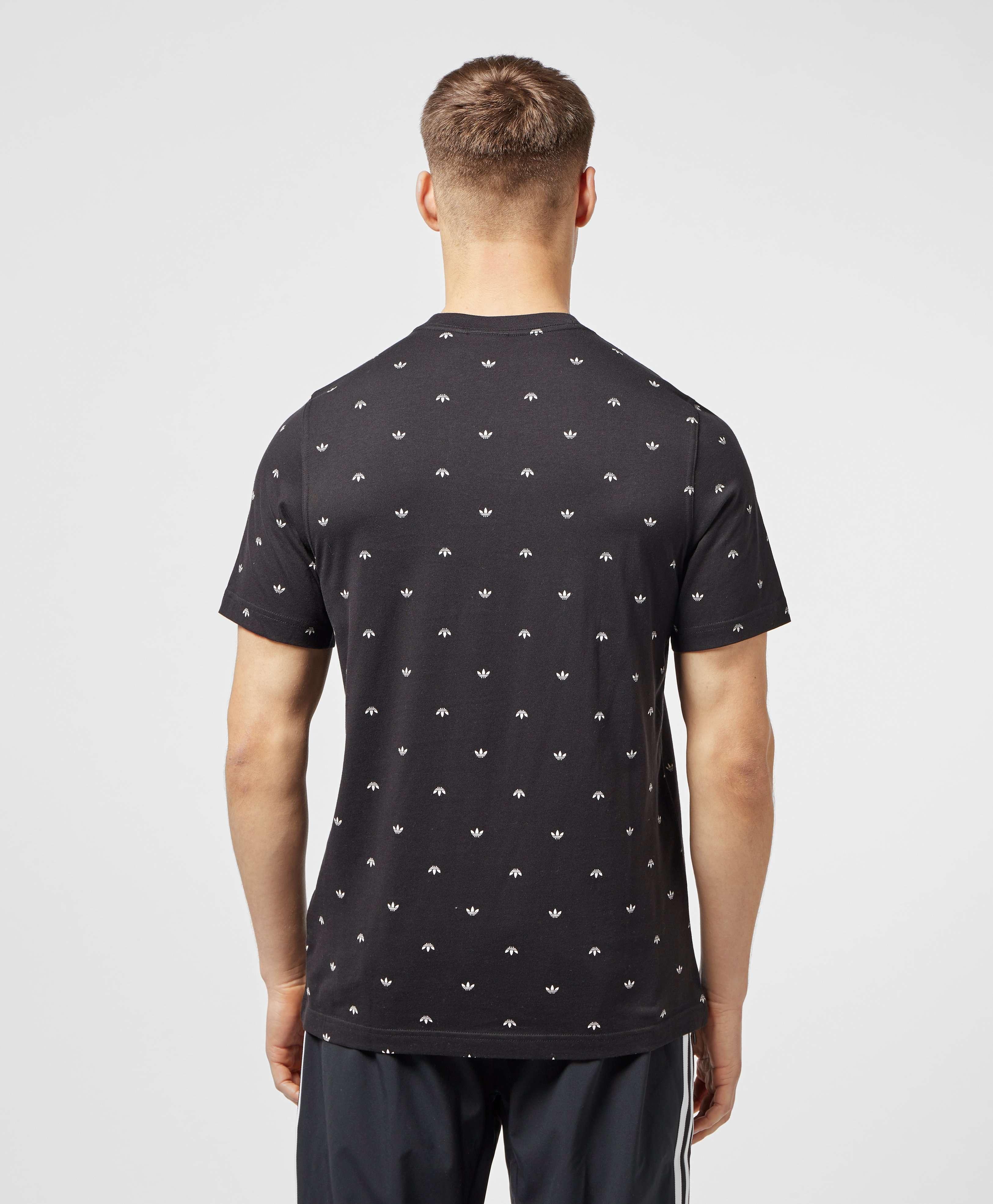 adidas Originals All Over Print Short Sleeve T-Shirt