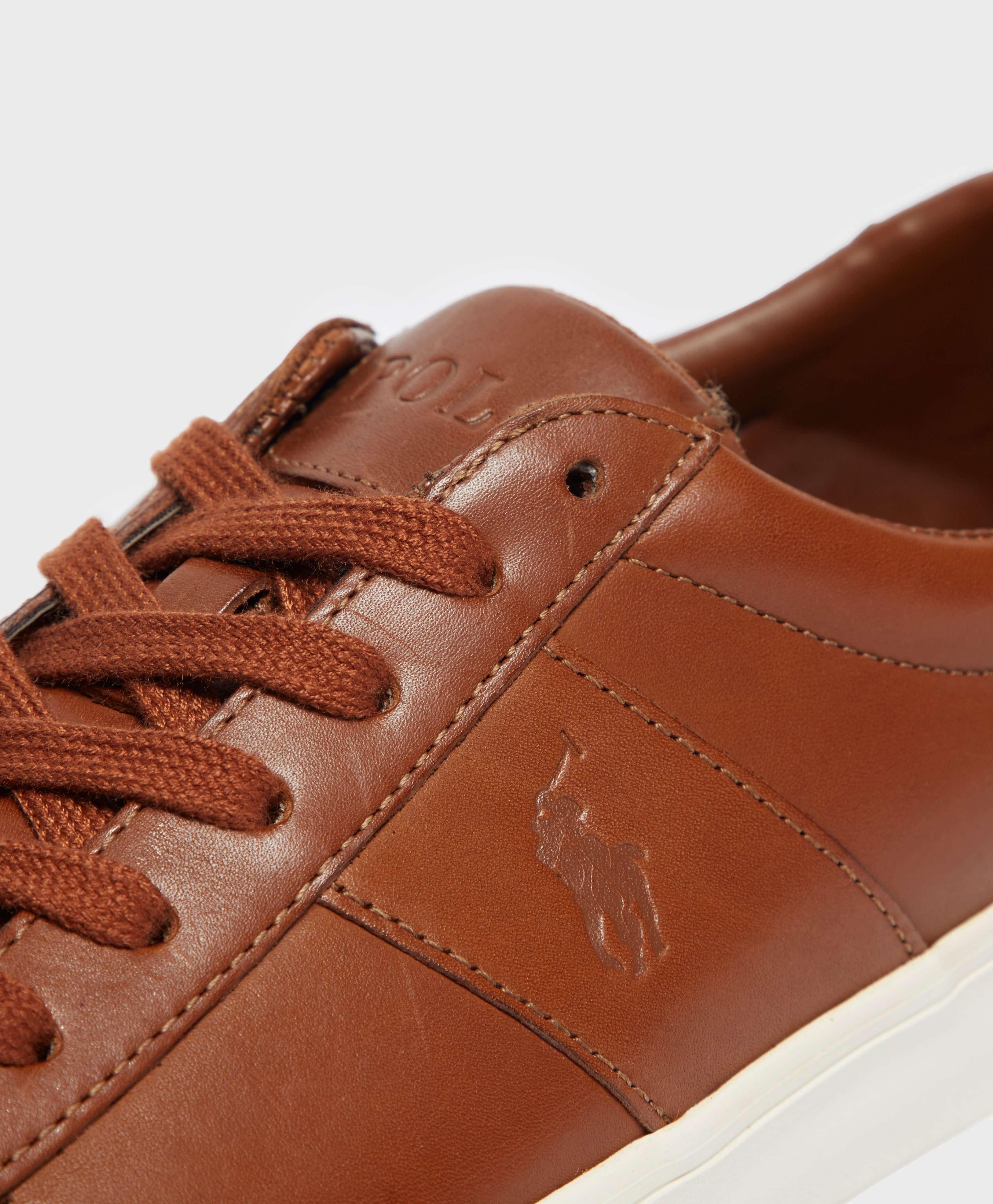 Polo Ralph Lauren Sayer Leather