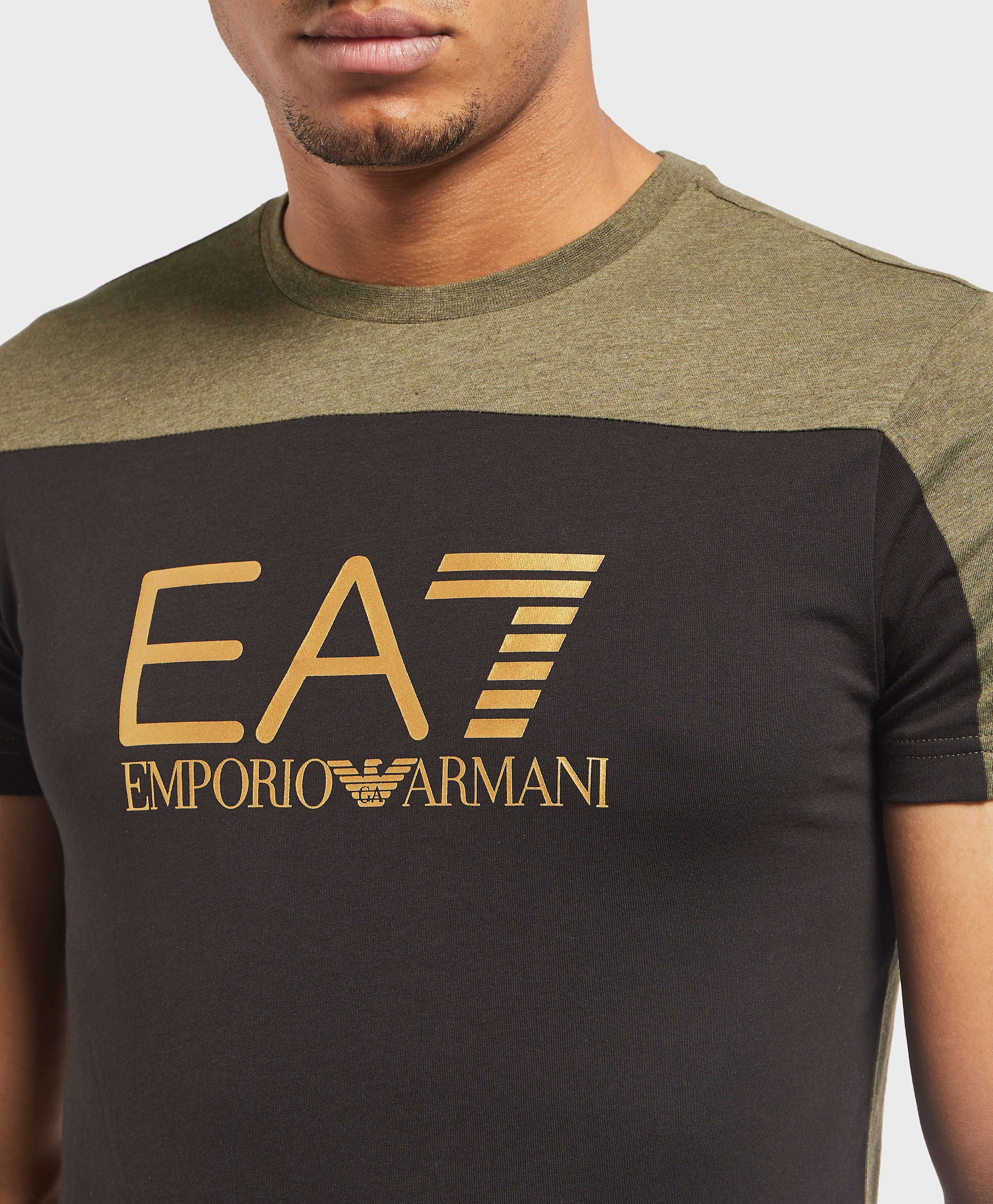 Emporio Armani EA7 Train Tritonal Short Sleeve T-Shirt