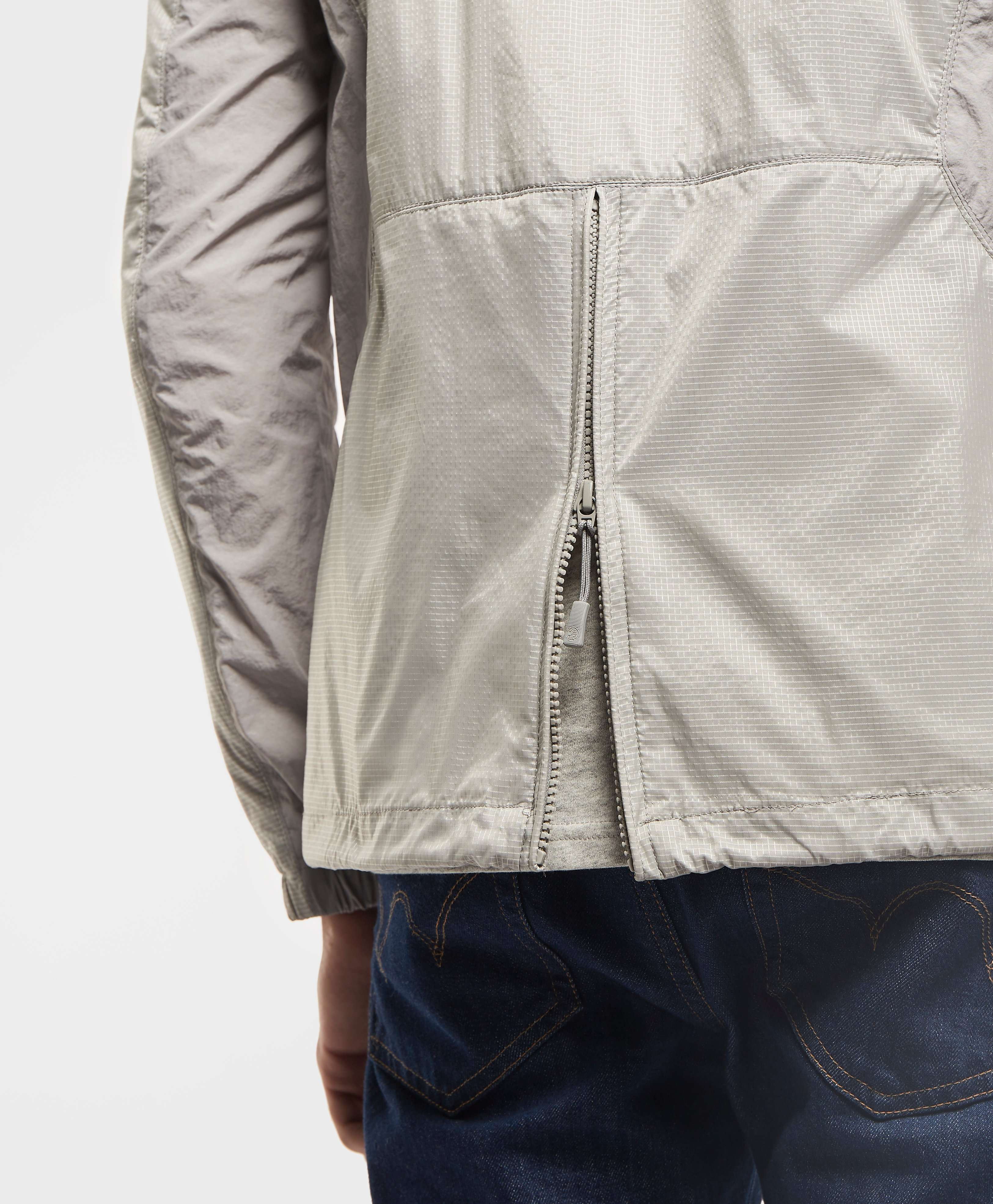 Pretty Green Acresfield Smock Half Zip Jacket