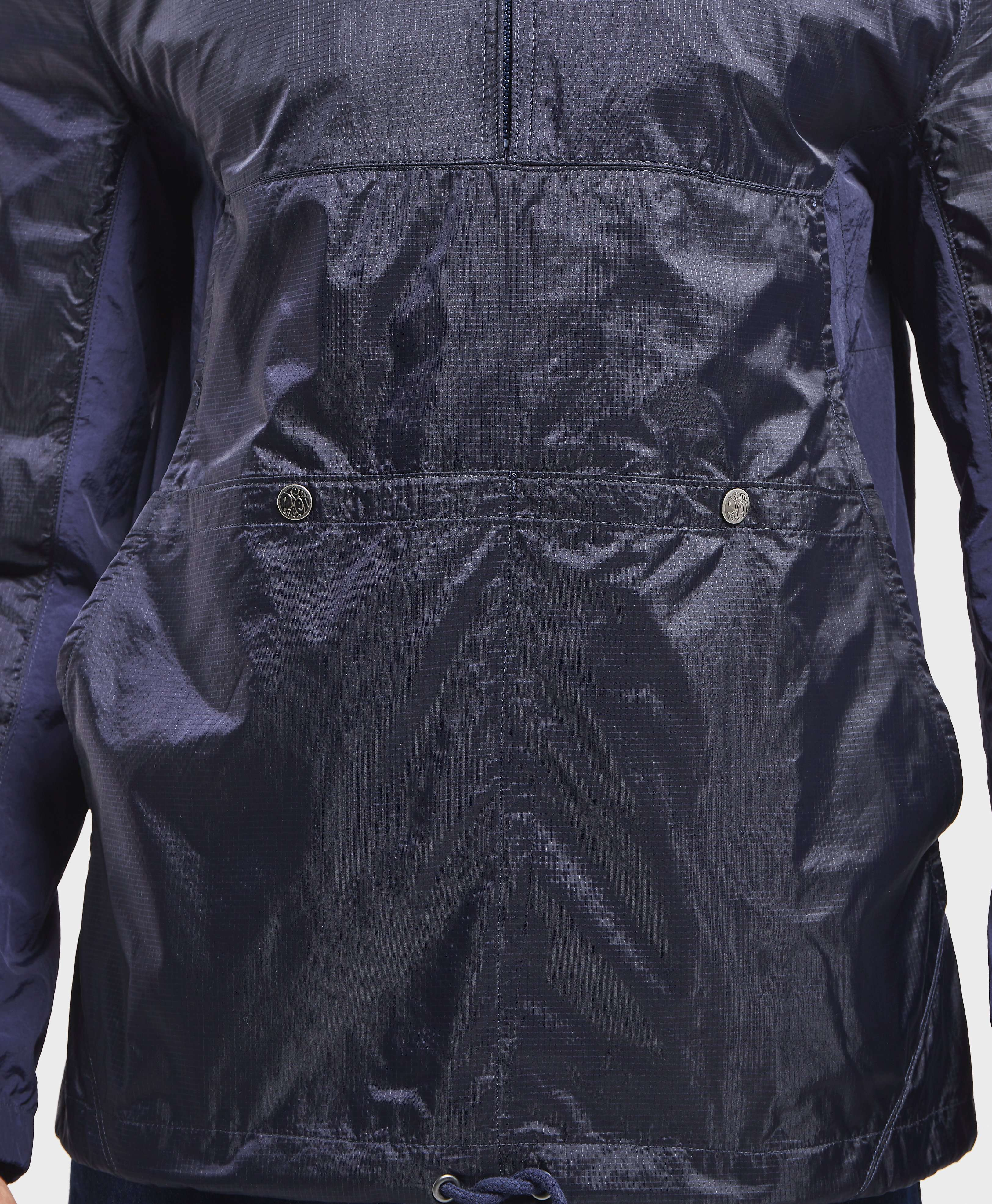 Pretty Green Acresfield Smock Half Zip Jacket