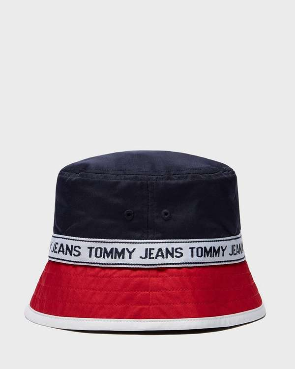 Tommy Jeans Tape Bucket Hat - Online Exclusive  68f16ecb16f