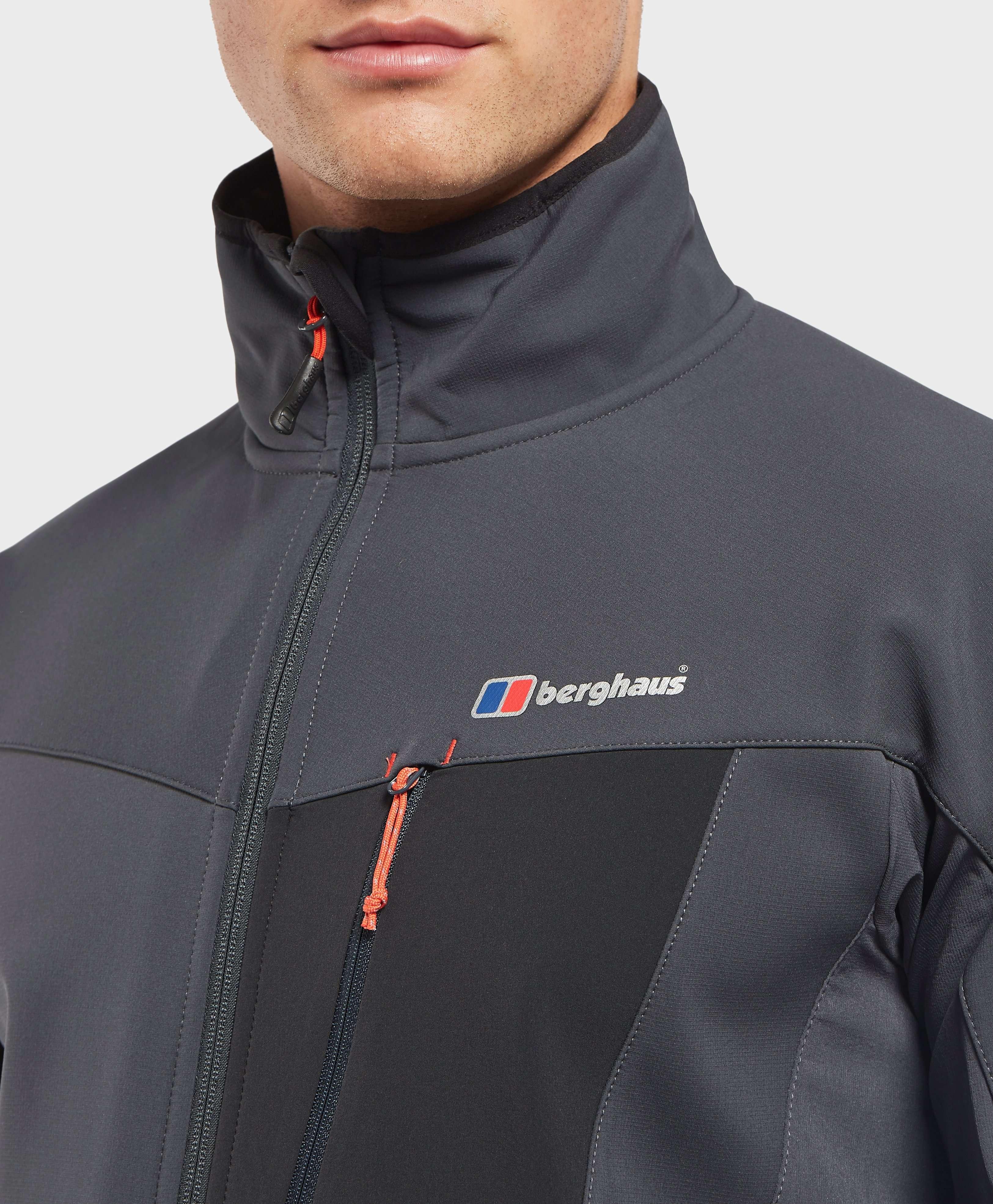 Berghaus Ghlas Softshell Lightweight Jacket