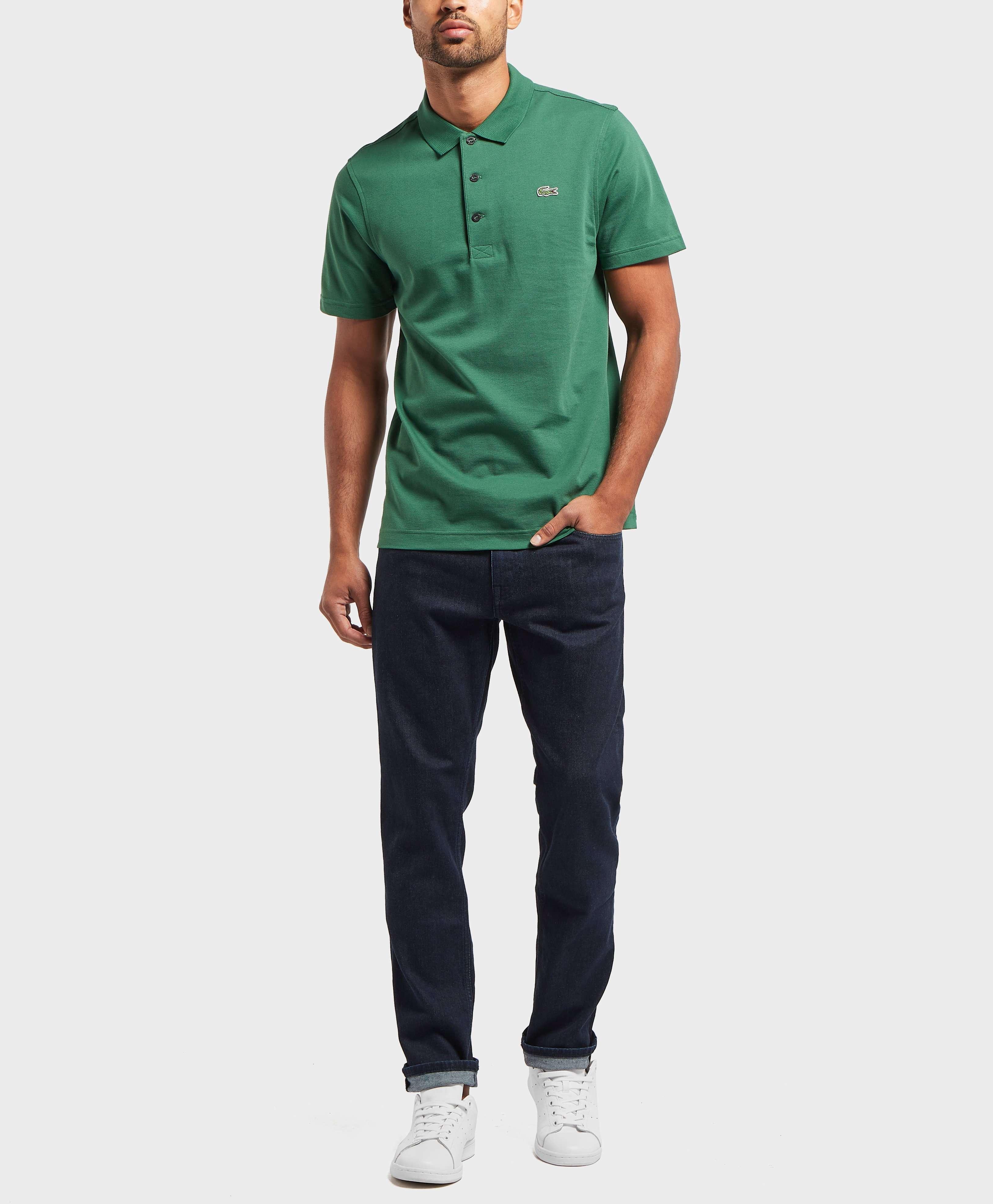 Lacoste Alligator Short Sleeve Polo Shirt