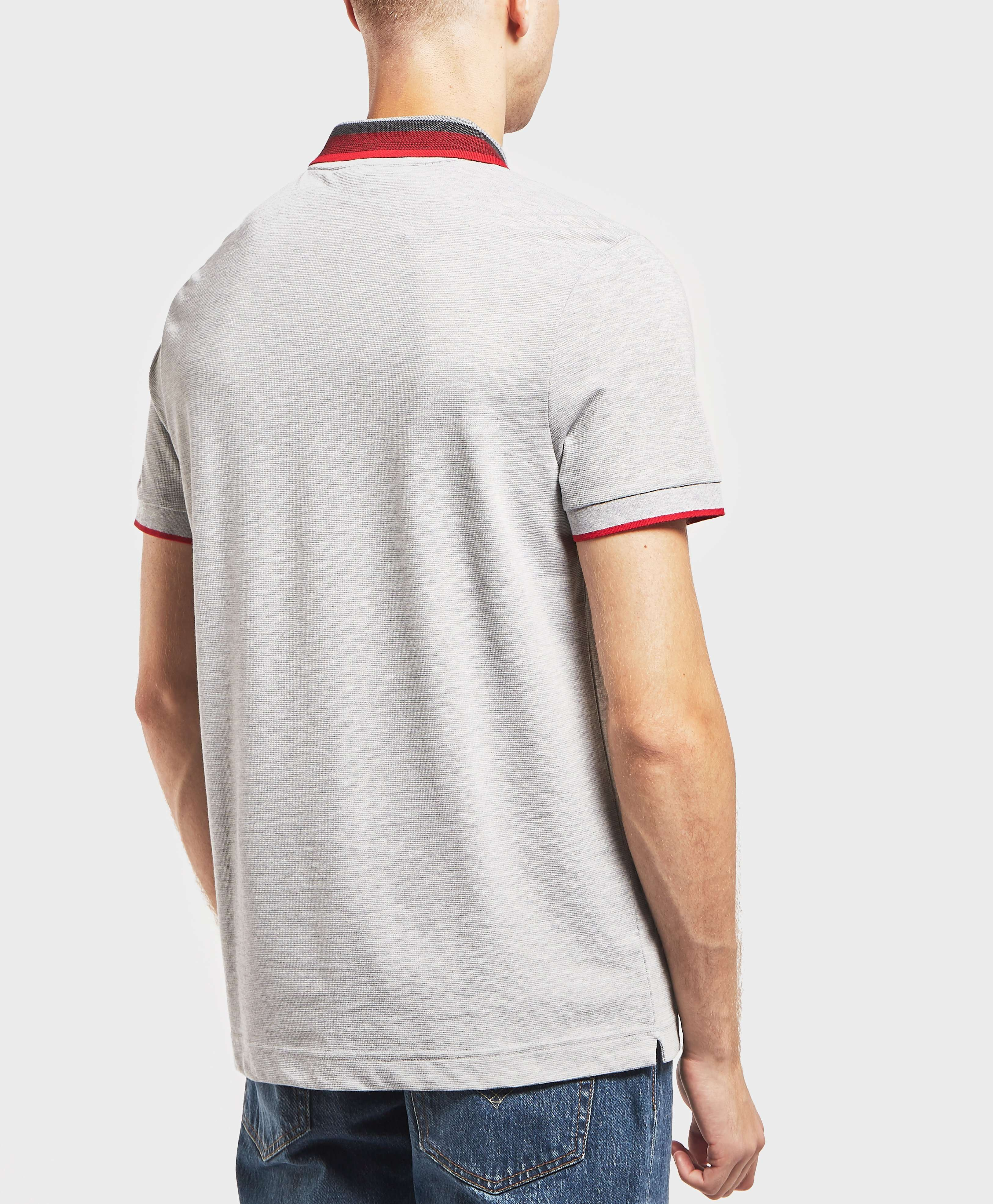 Lacoste Multi Tipped Short Sleeve Polo Shirt