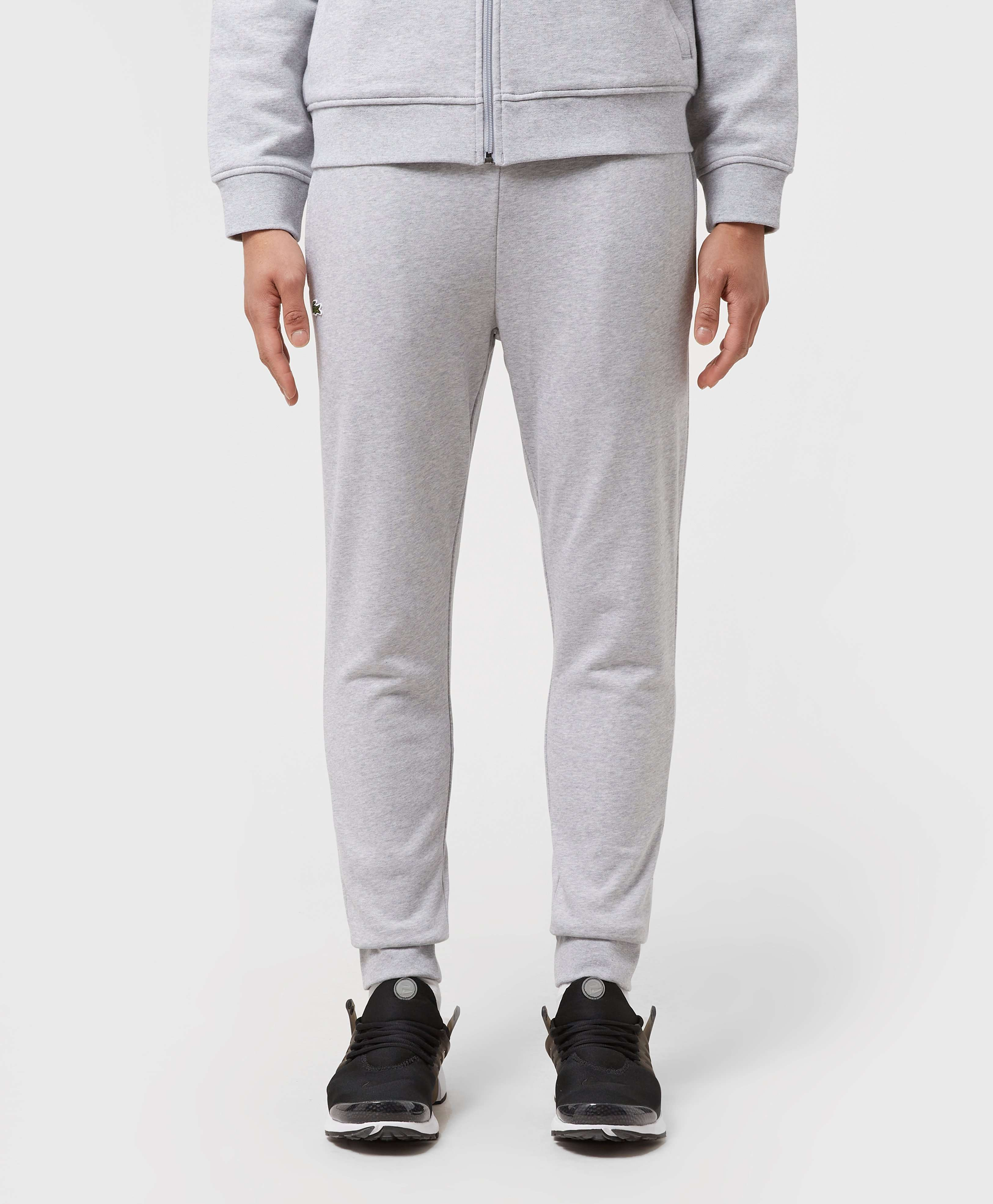 Lacoste Slim Cuffed Fleece Pants