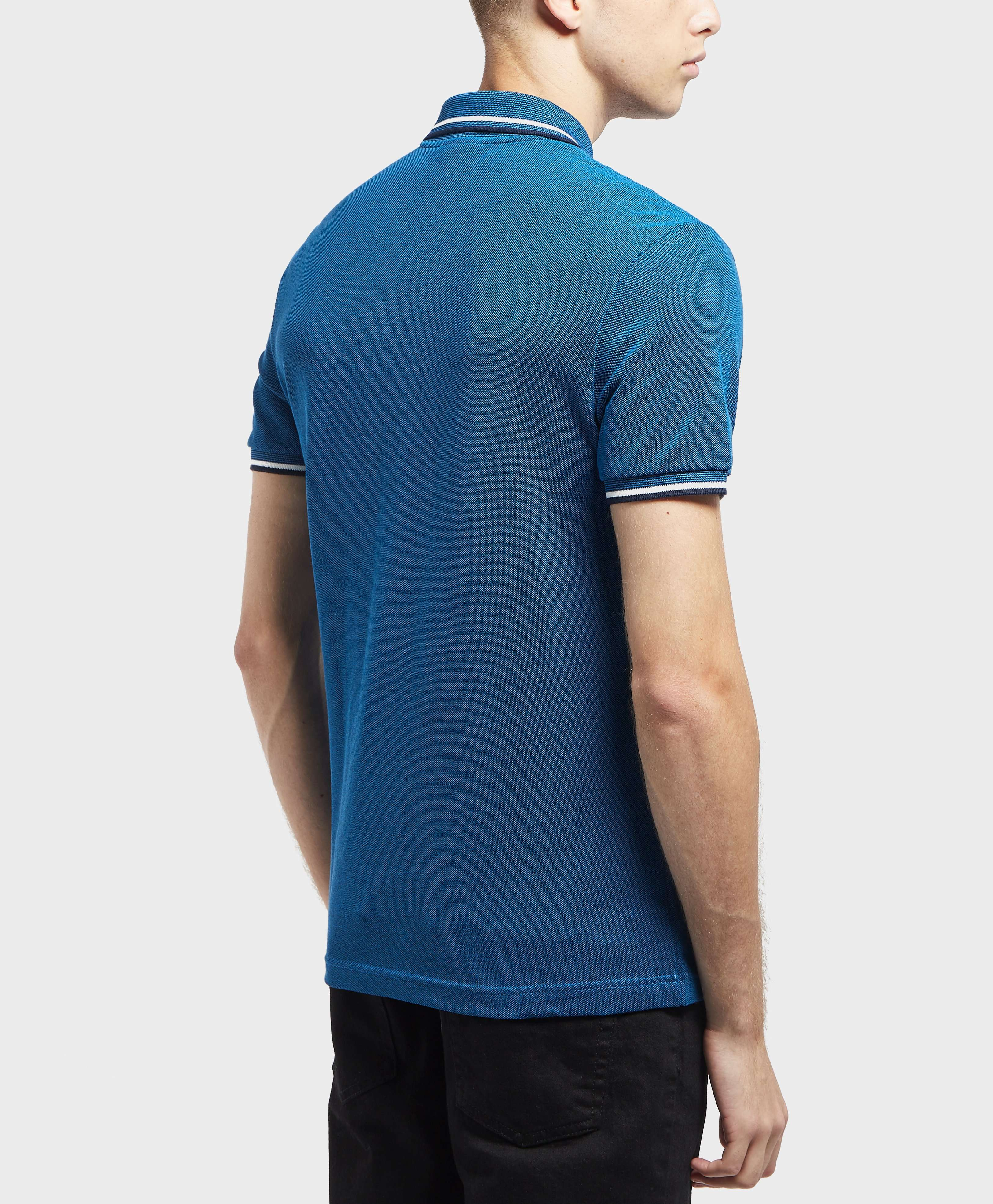 Lacoste Beye Tipped Short Sleeve Polo Shirt