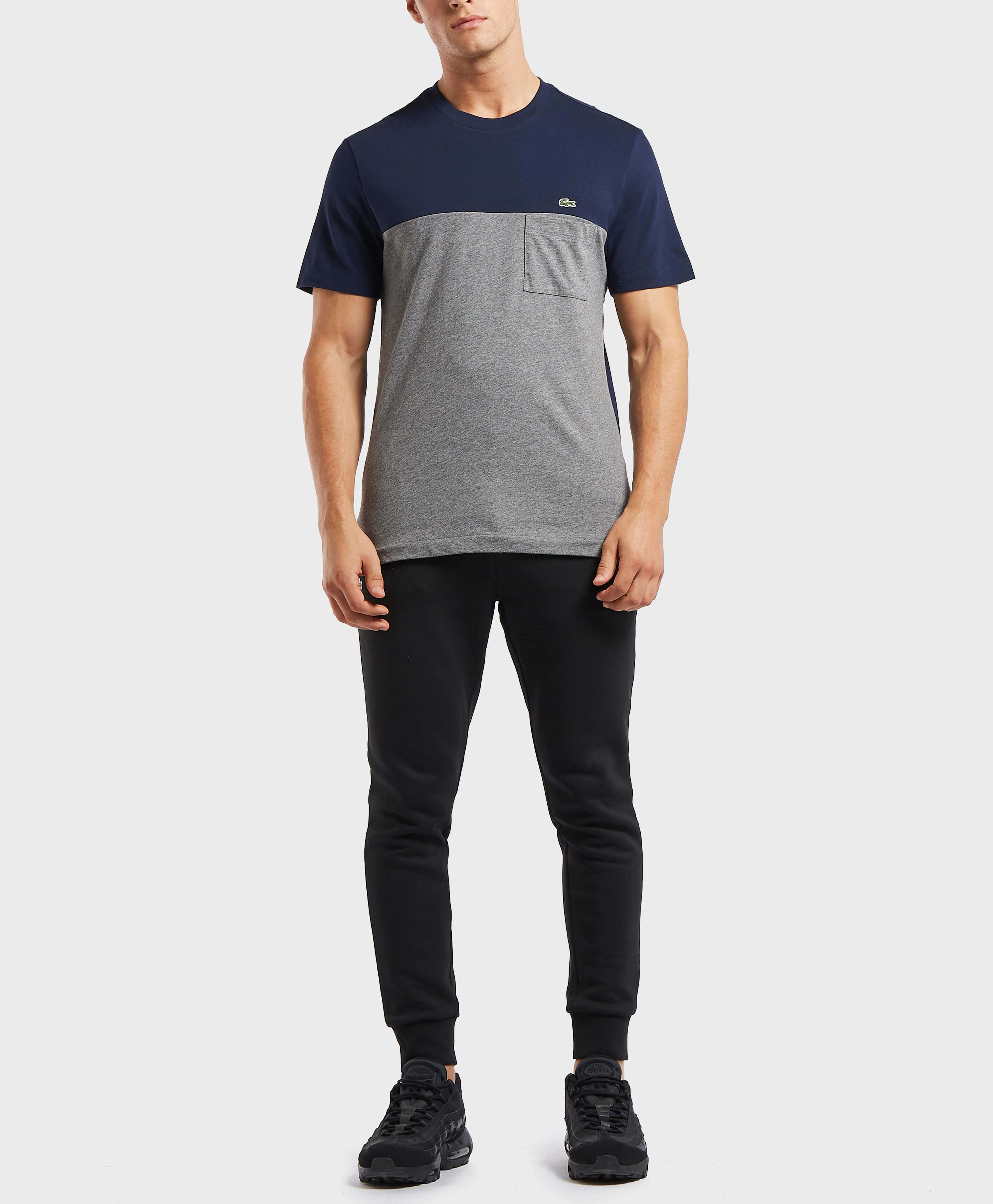 Lacoste Mix Block Short Sleeve T-Shirt
