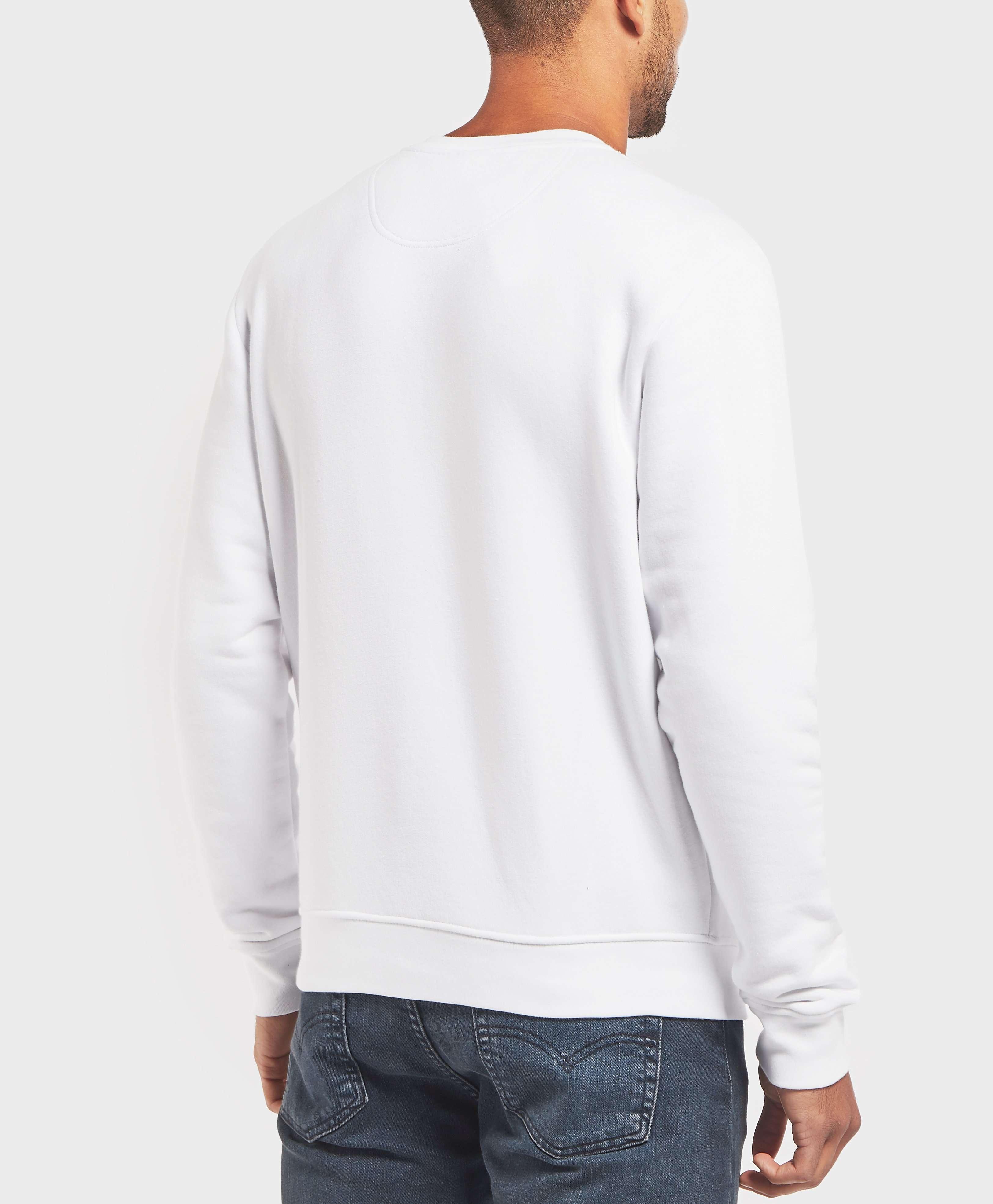 Lacoste Large Logo Crew Sweatshirt