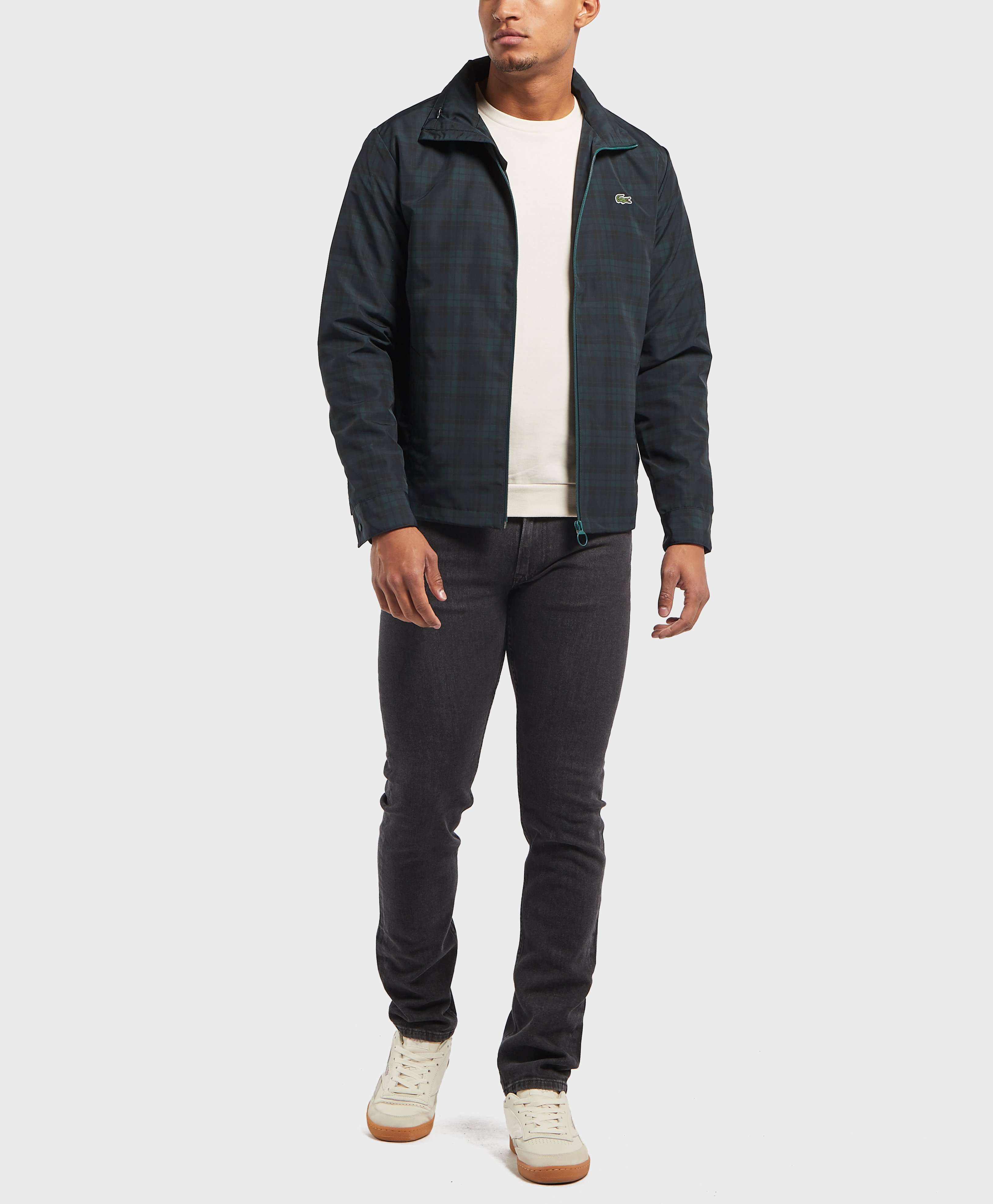 Lacoste Slim Stretch Denim Tapered Jeans
