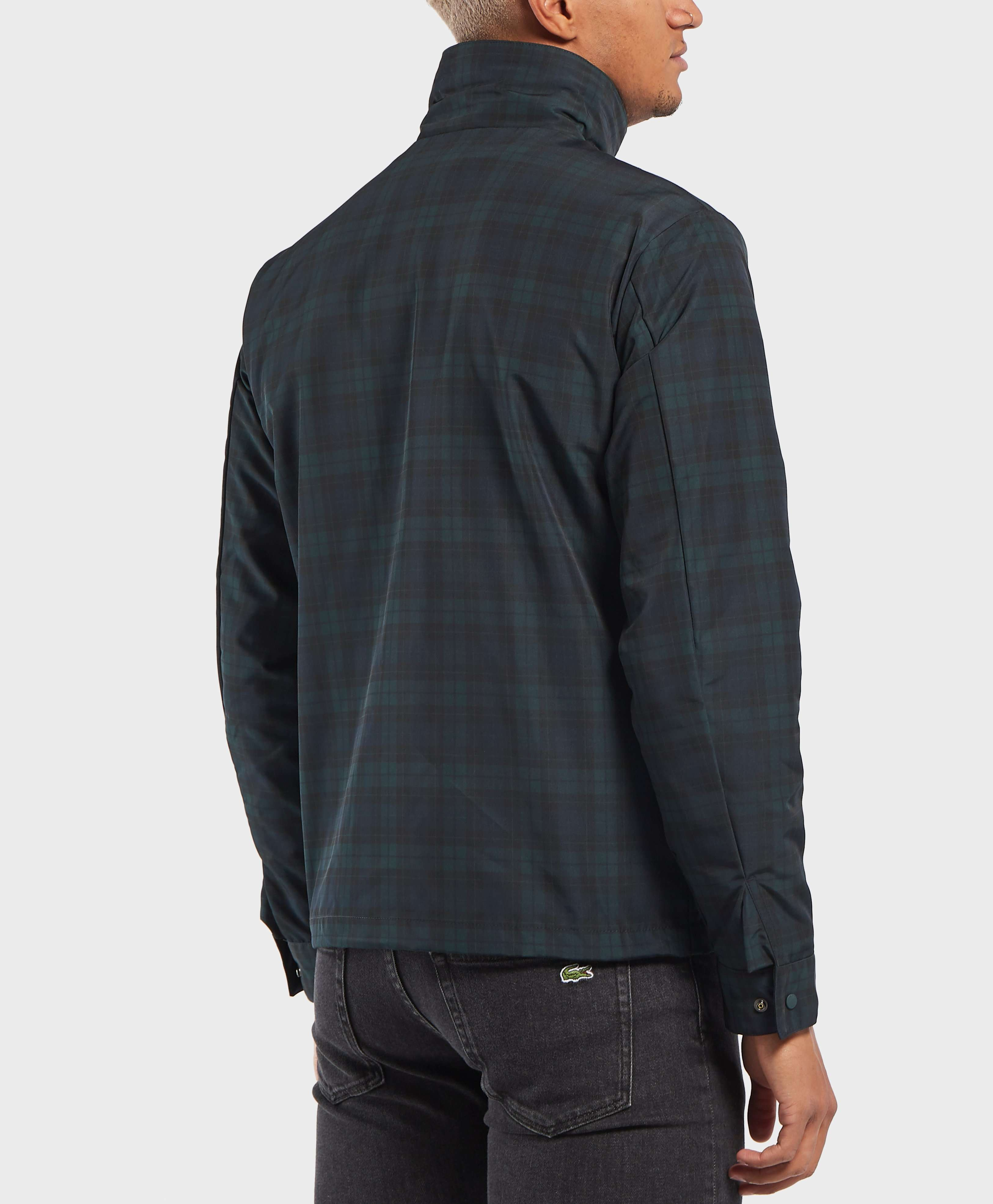 Lacoste Check Blouson Lightweight Jacket