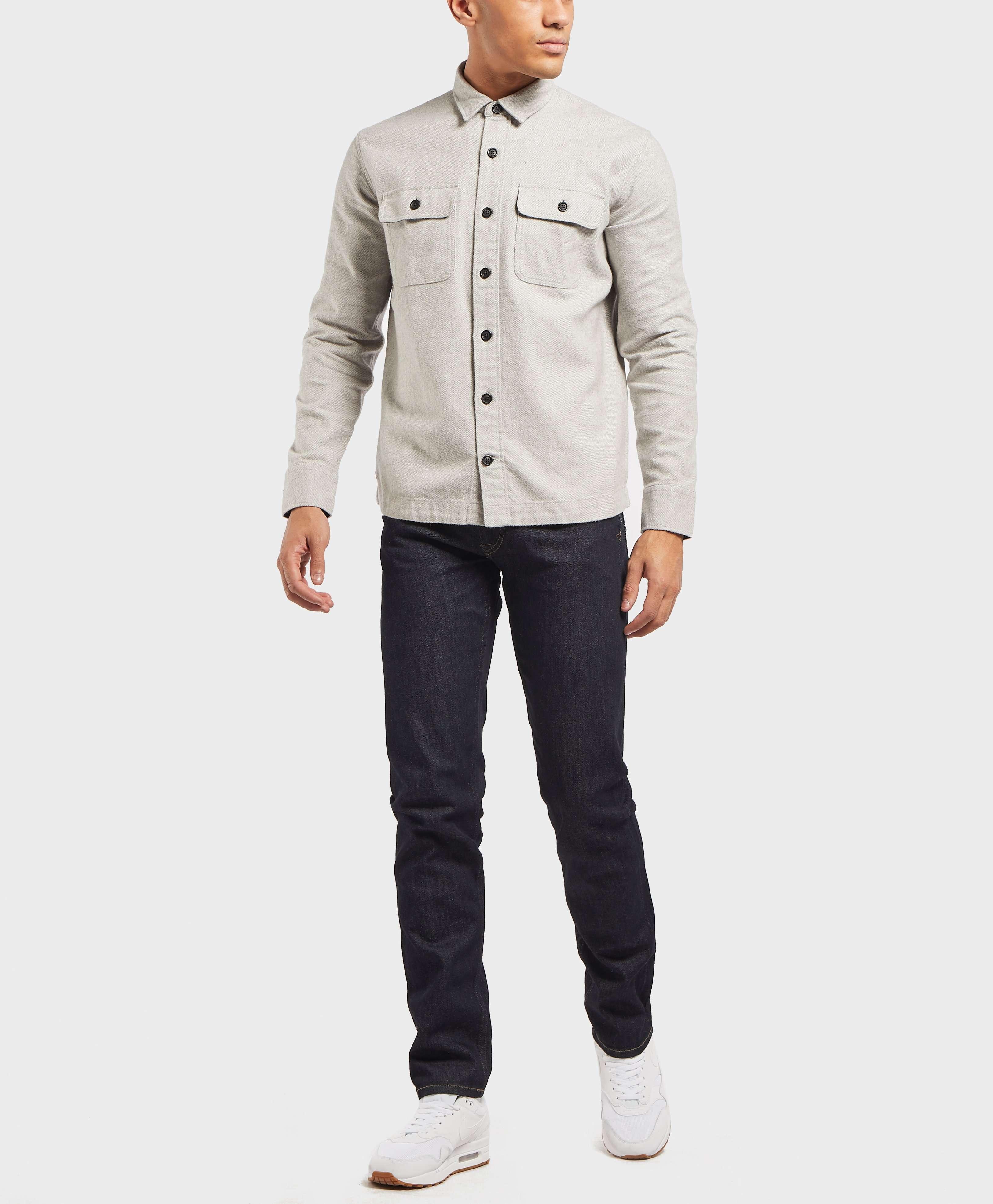 Lacoste Two Pocket Long Sleeve Overshirt