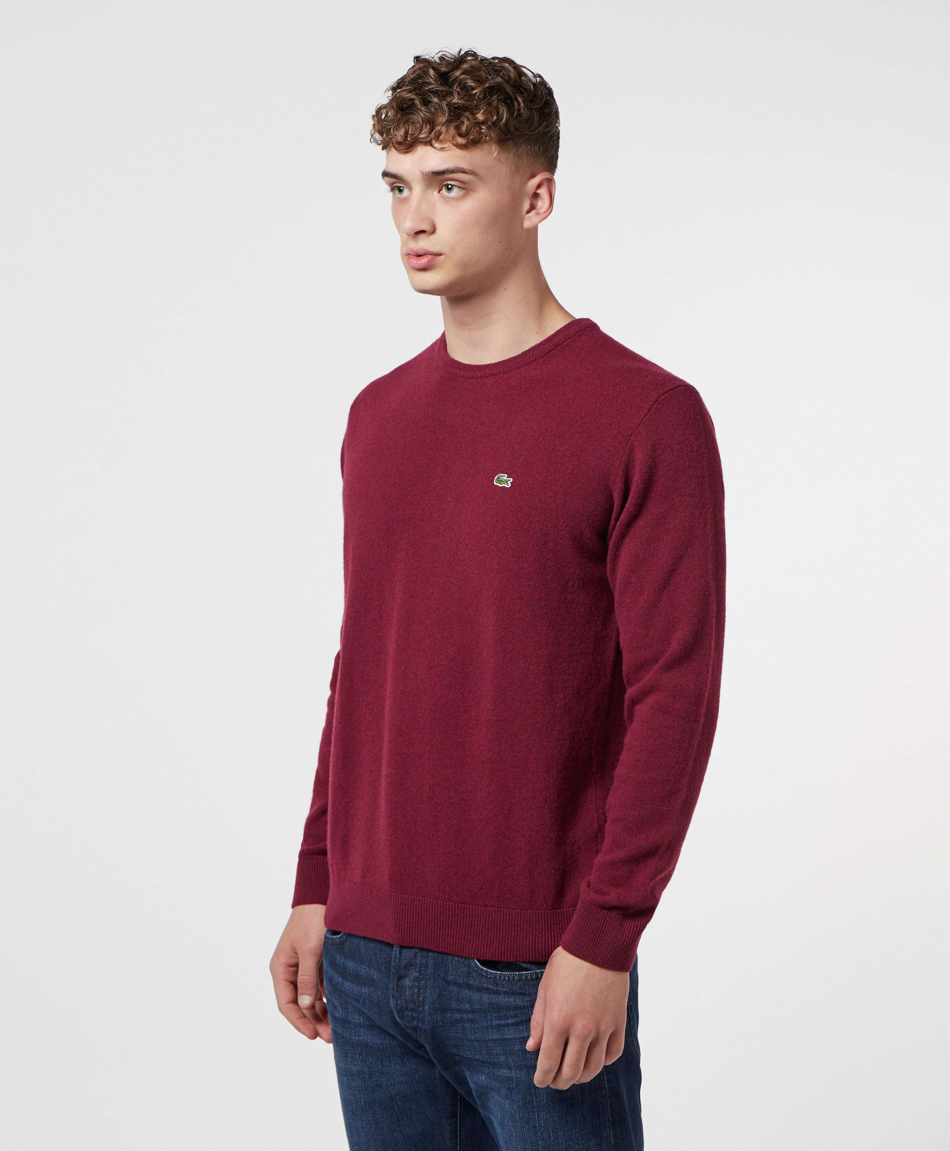 Lacoste Classic Knitted Jumper