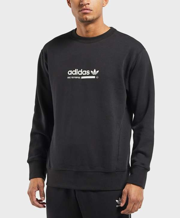 adidas Originals Kaval Crew Sweatshirt  9de5c1ed3