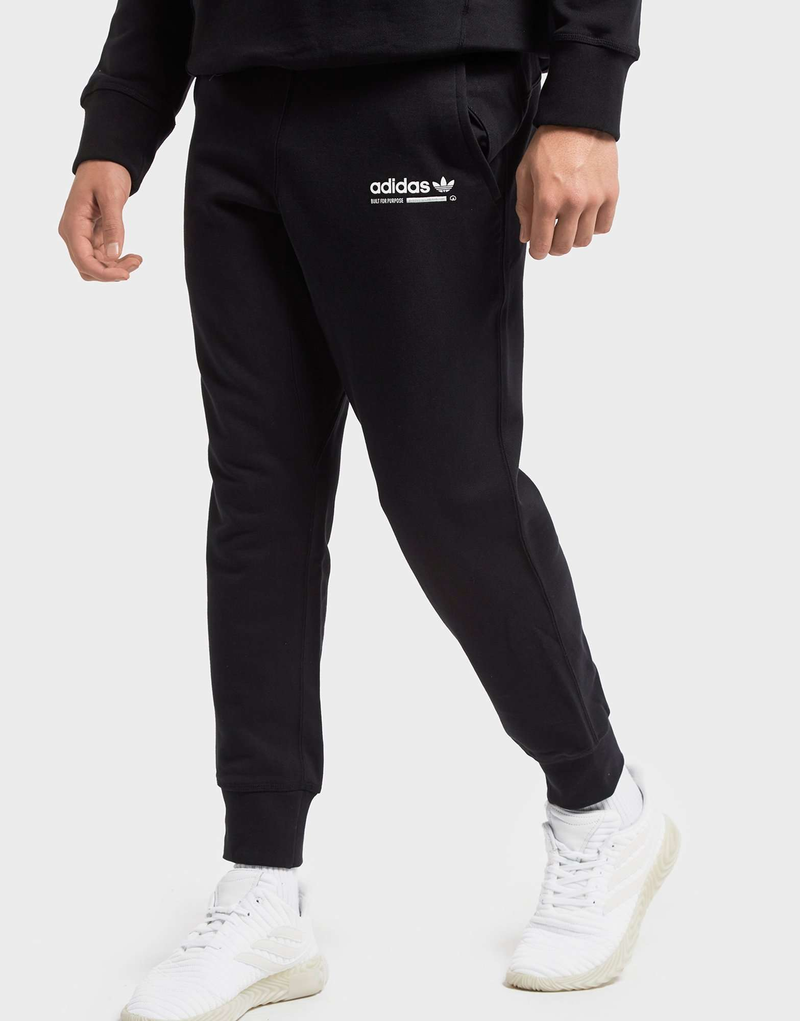 adidas Originals Kaval Cuffed Fleece Pants