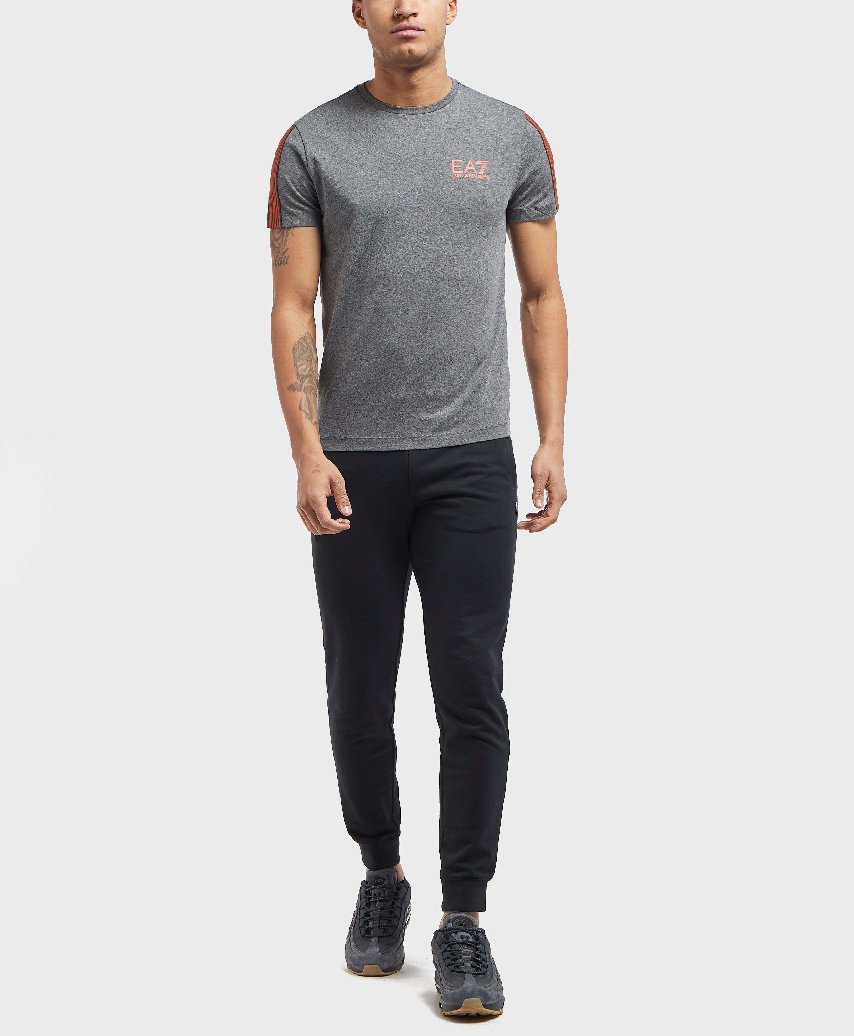 Emporio Armani EA7 7 Lines Short Sleeve Crew T-Shirt
