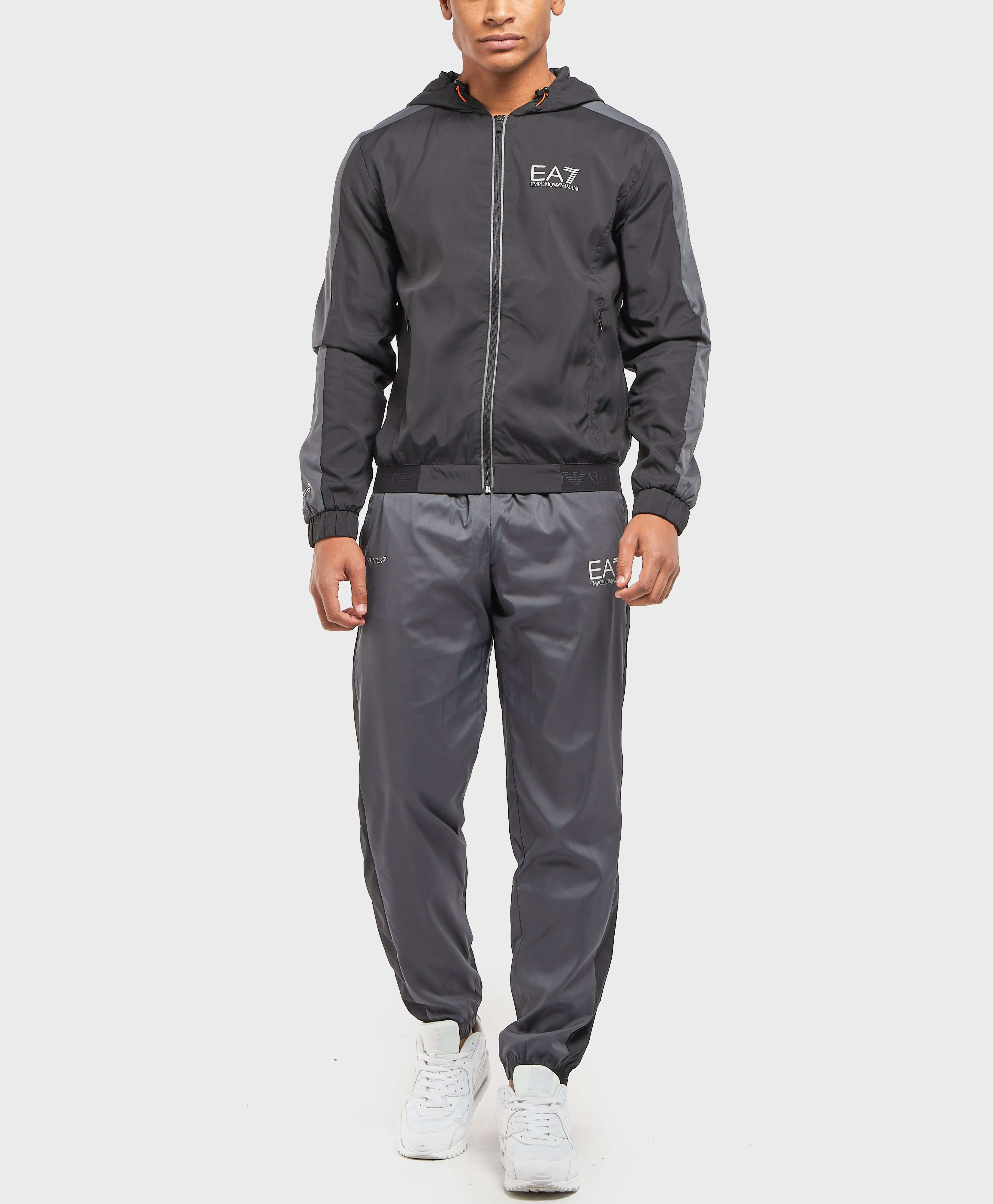 Emporio Armani EA7 Panelled Full Tracksuit - Online Exclusive