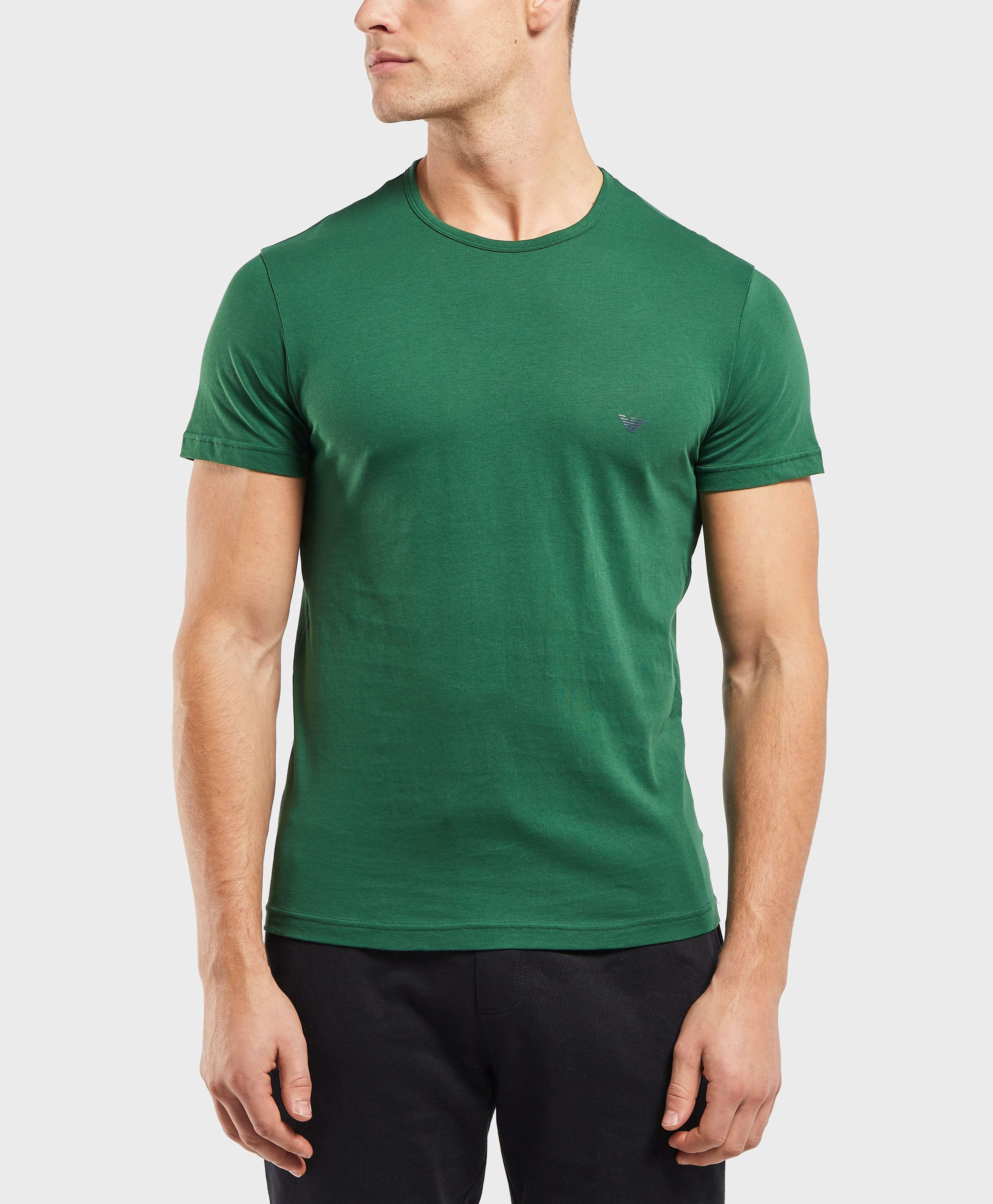 Emporio Armani 2 Pack Short Sleeve T-Shirt